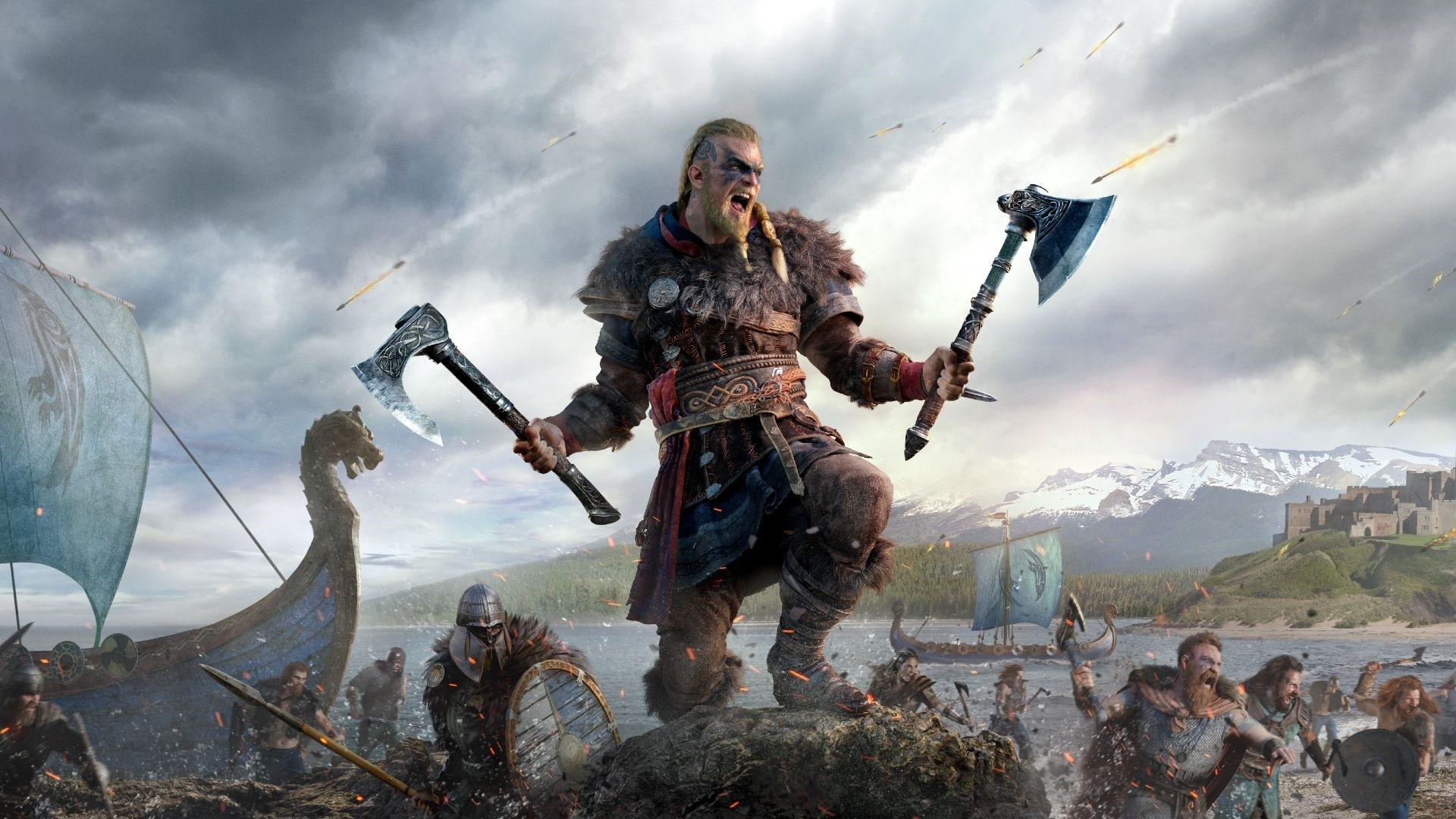 Assassins Creed Valhalla HD Wallpaper