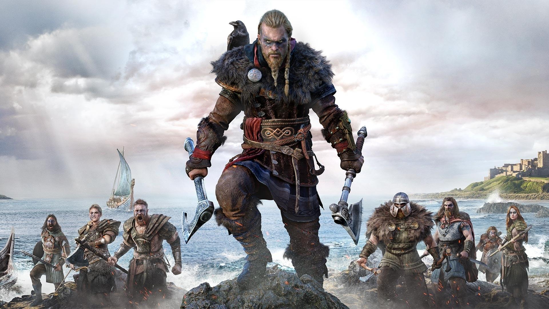 Assassins Creed Valhalla a wallpaper