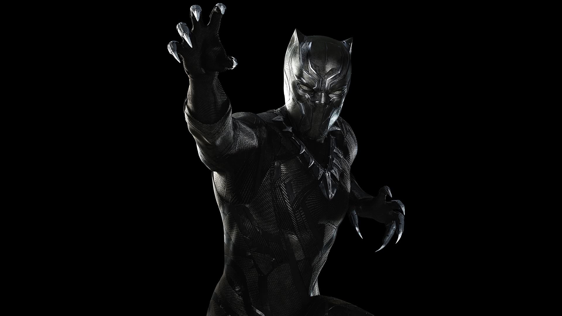 Black Panther Wallpaper theme