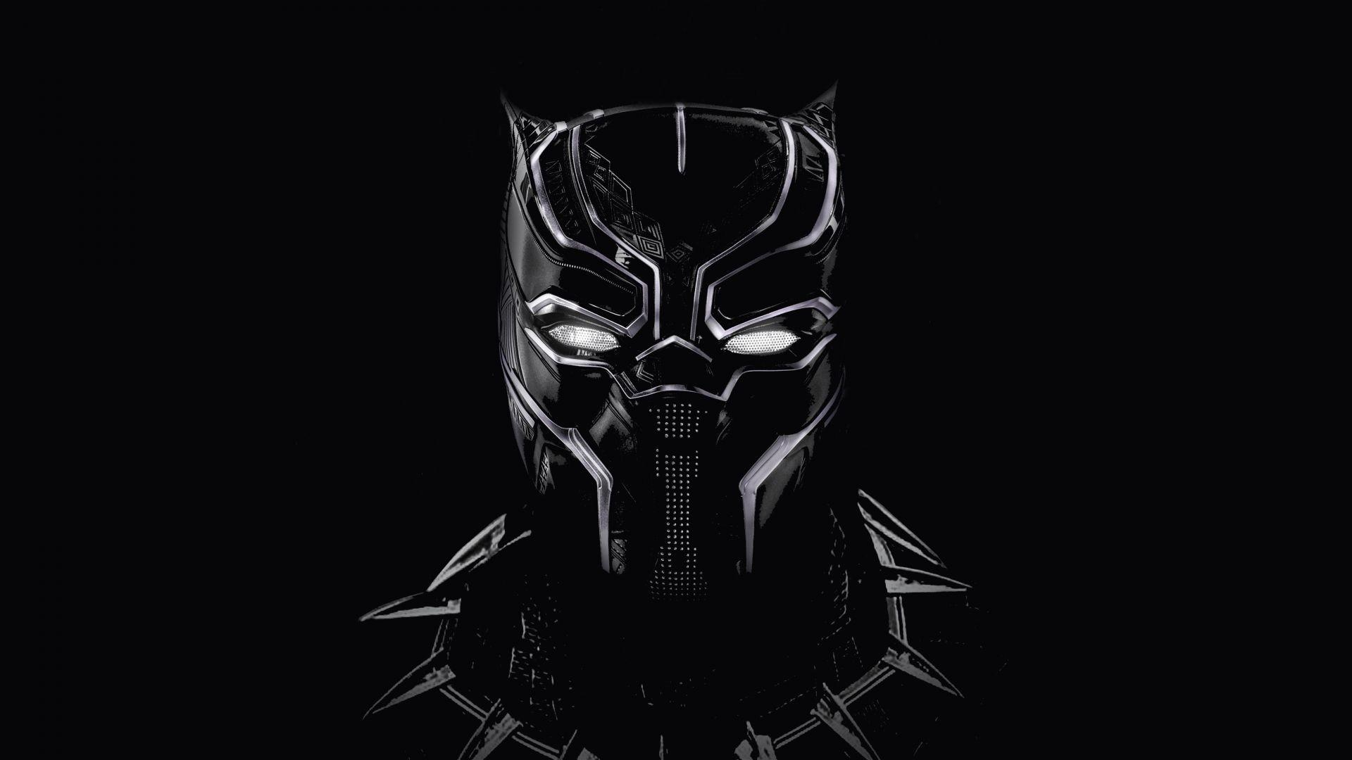 Black Panther Desktop Wallpaper