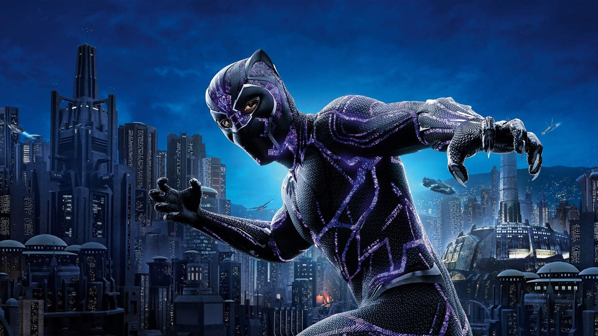 Black Panther Wallpaper for pc