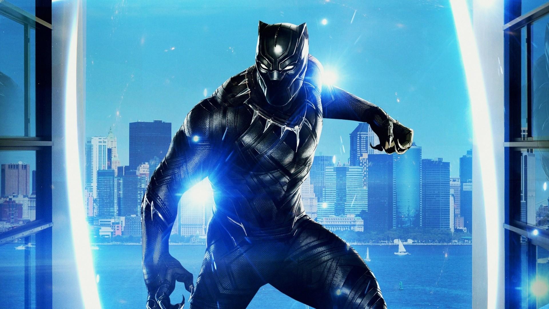 Black Panther a wallpaper