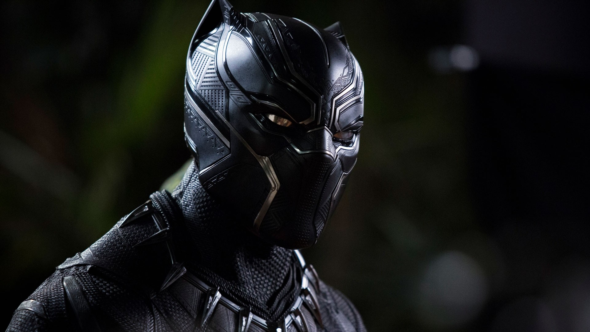 Black Panther Free Wallpaper and Background