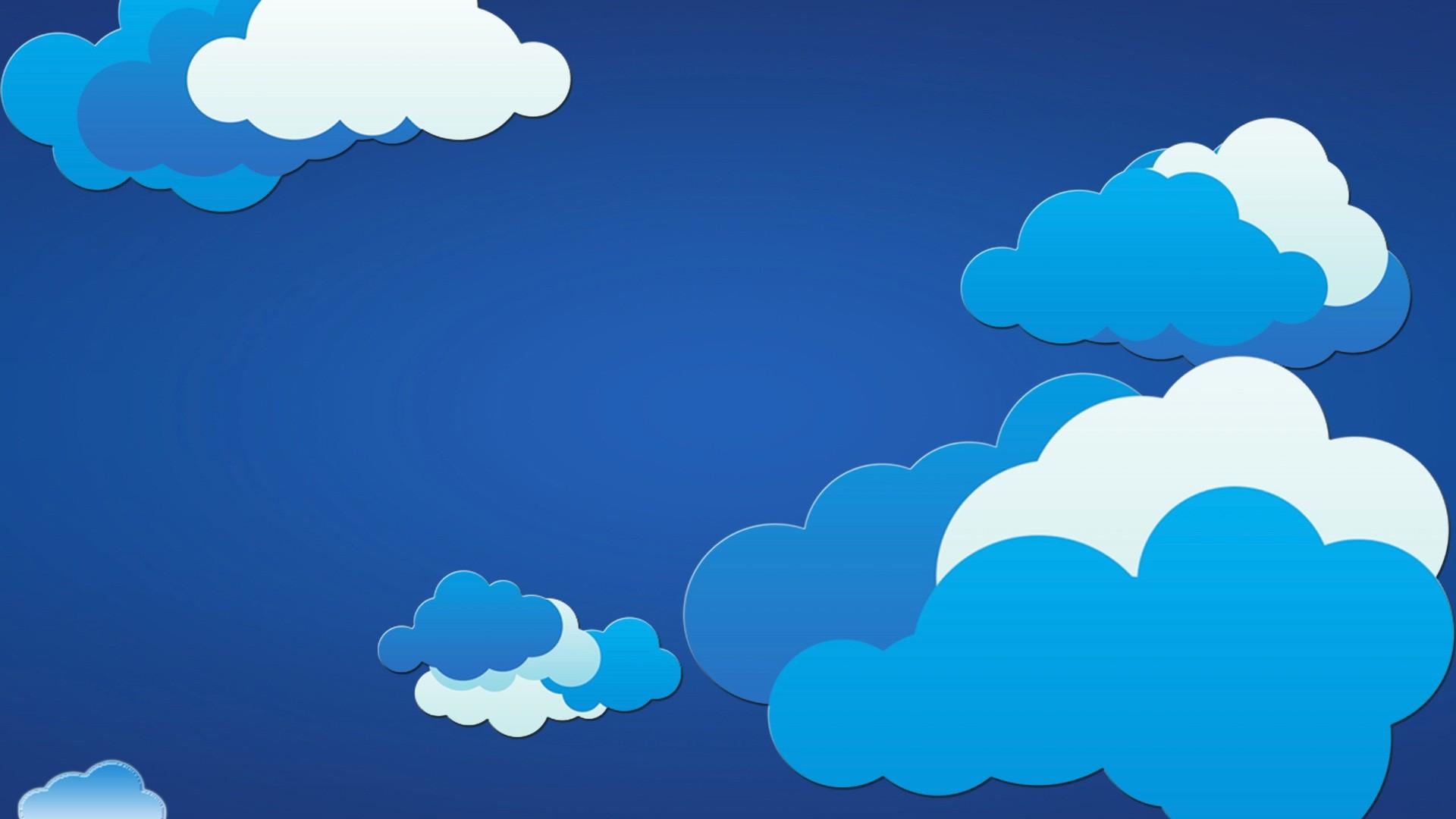 Blue Cloud Picture