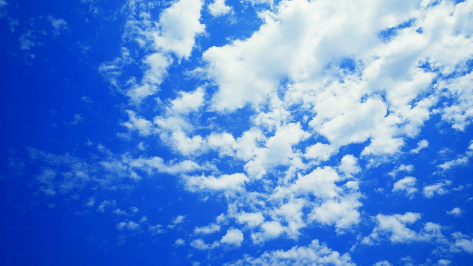 Blue Cloud Wallpaper