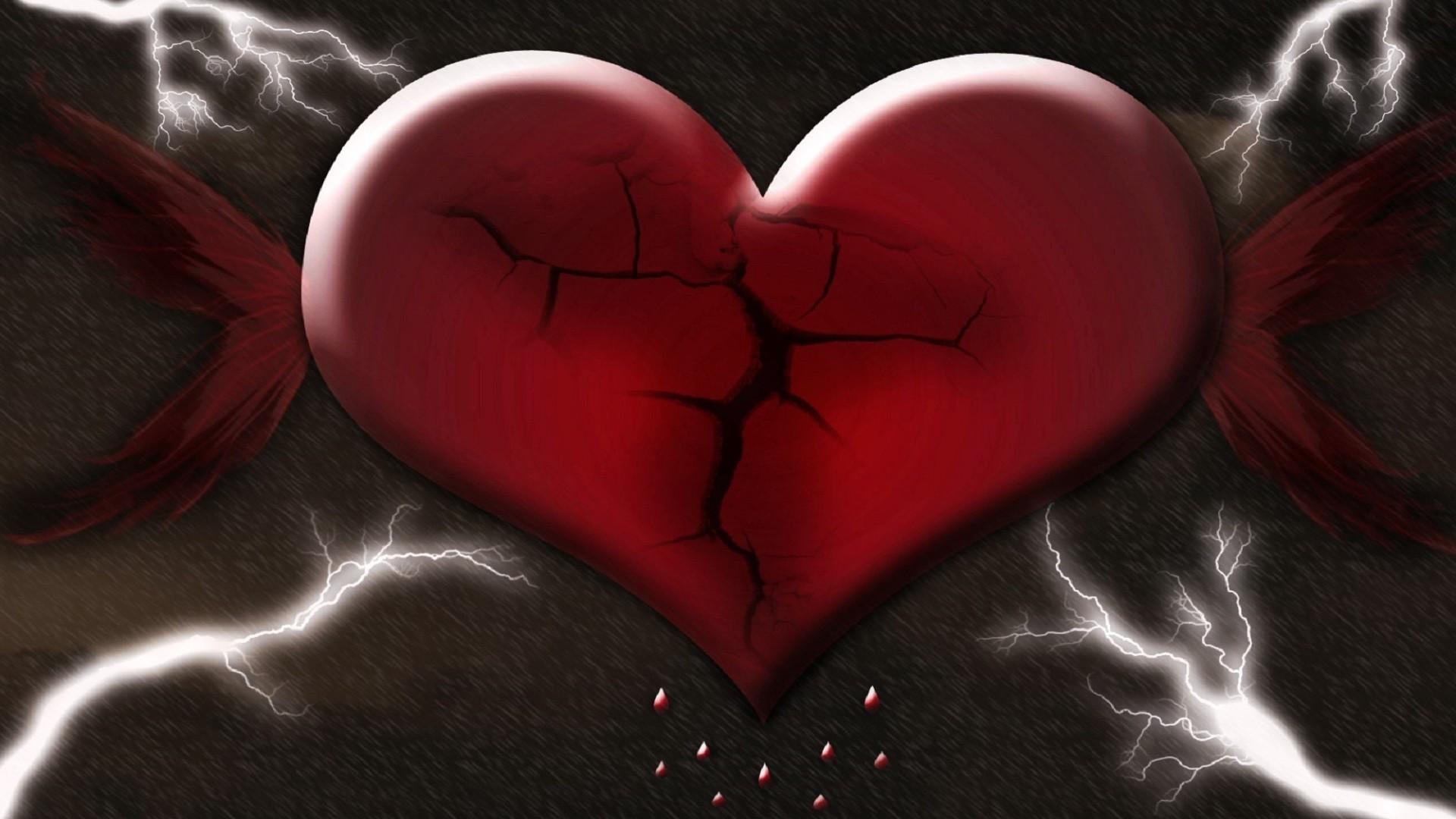 Broken Heart High Quality