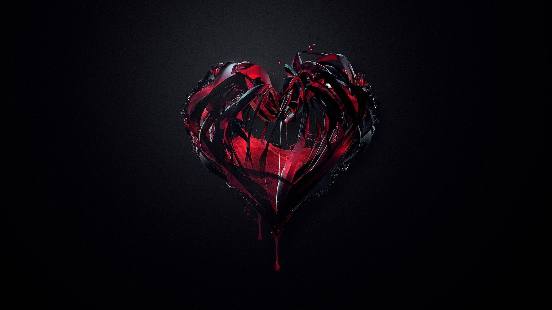 Broken Heart Wallpaper and Background