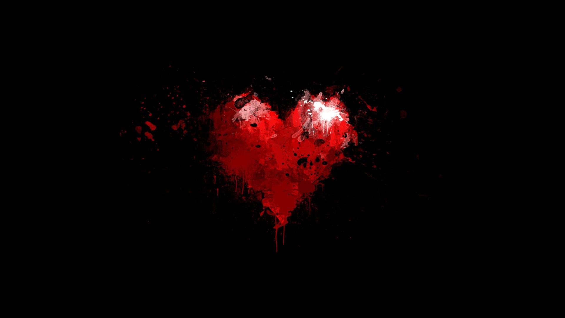 Broken Heart Free Wallpaper