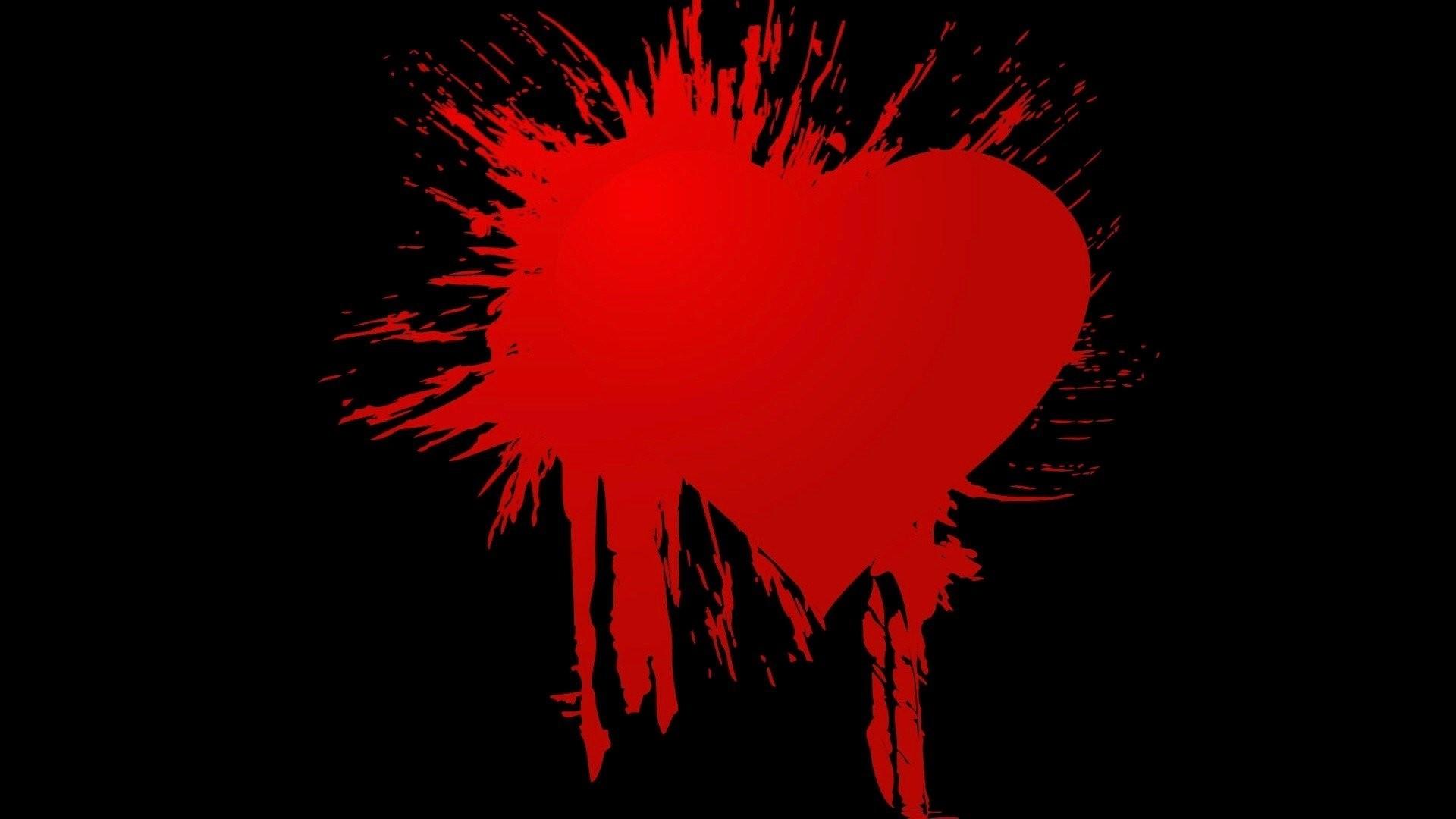 Broken Heart Wallpaper theme