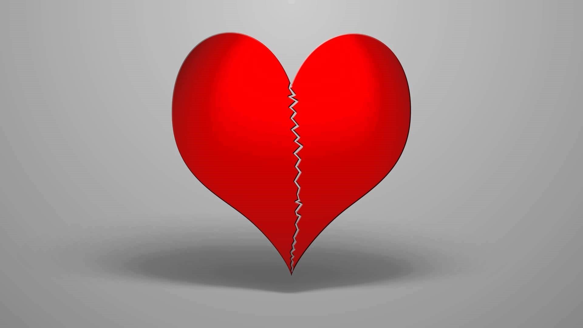 Broken Heart hd desktop wallpaper