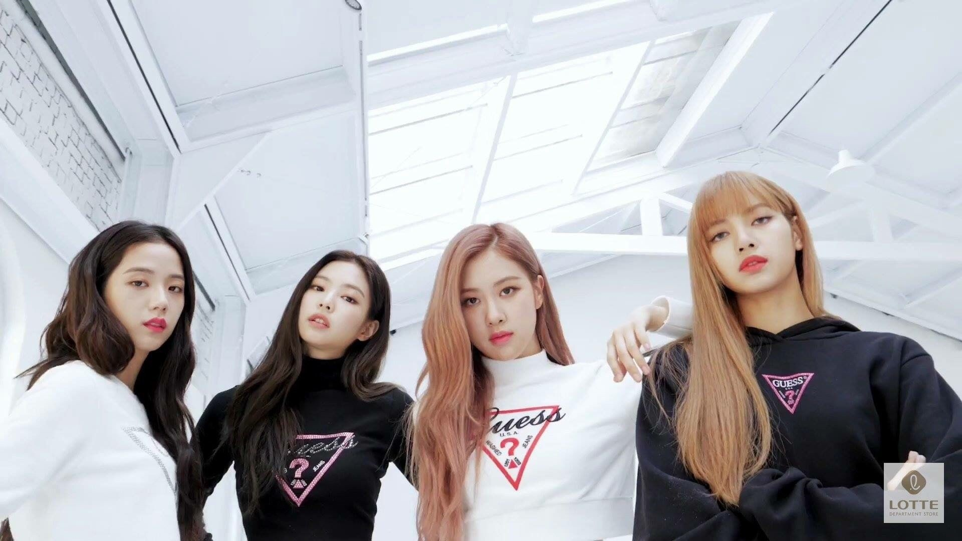 Blackpink Full HD Wallpaper