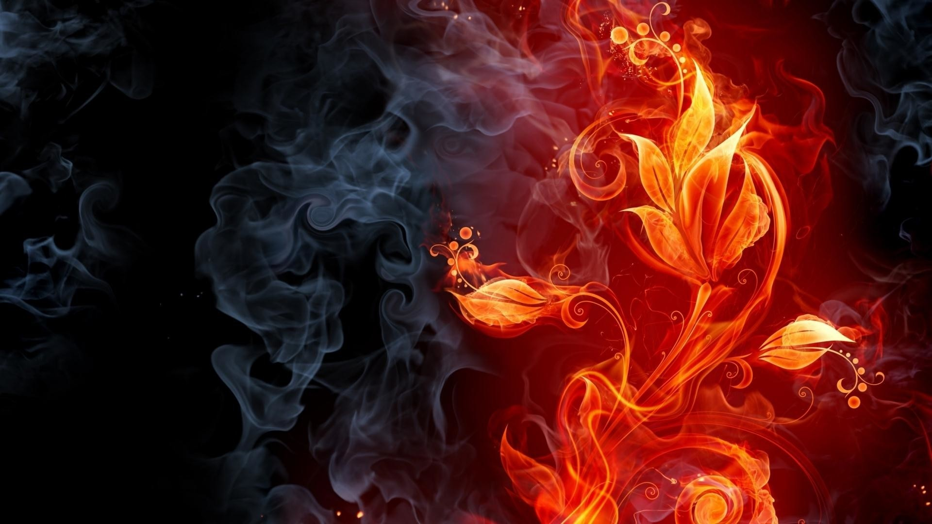 Fire Desktop wallpaper