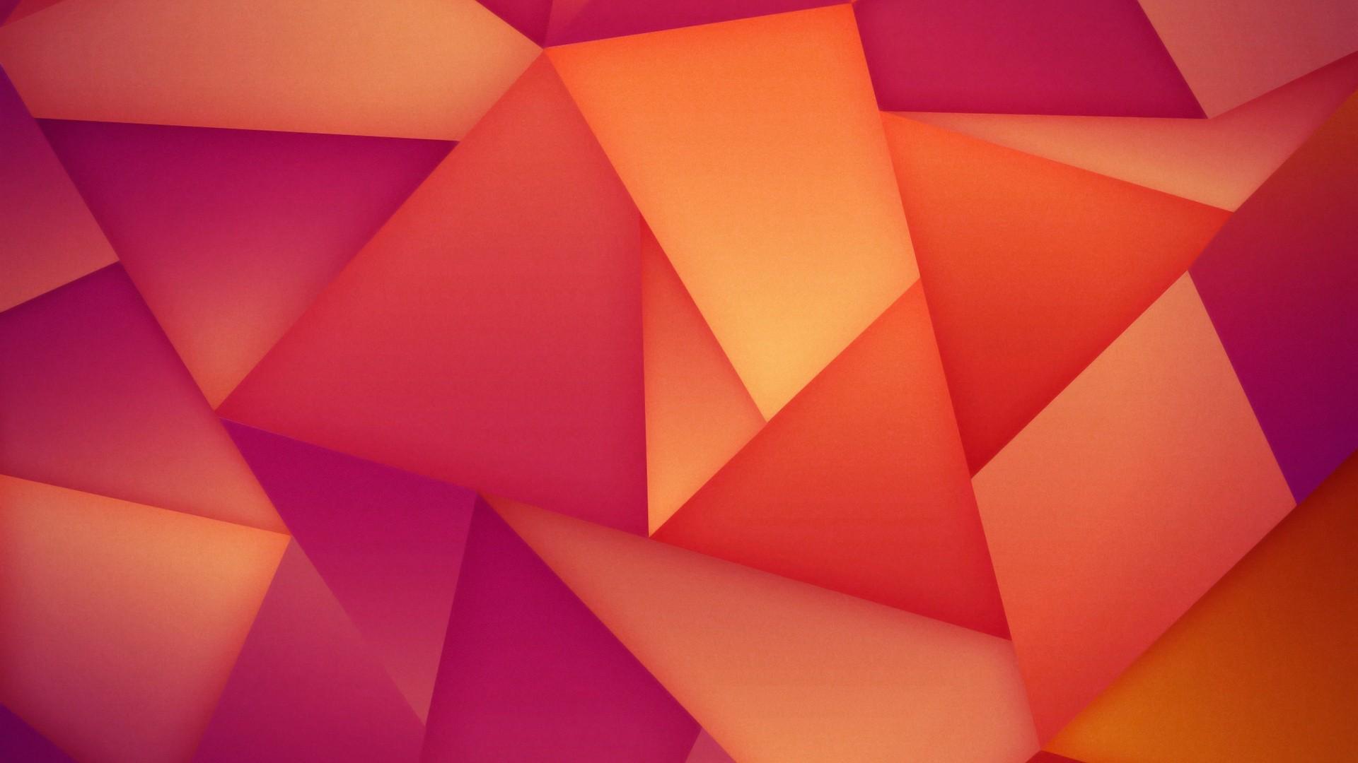 Geometric Wallpaper for pc