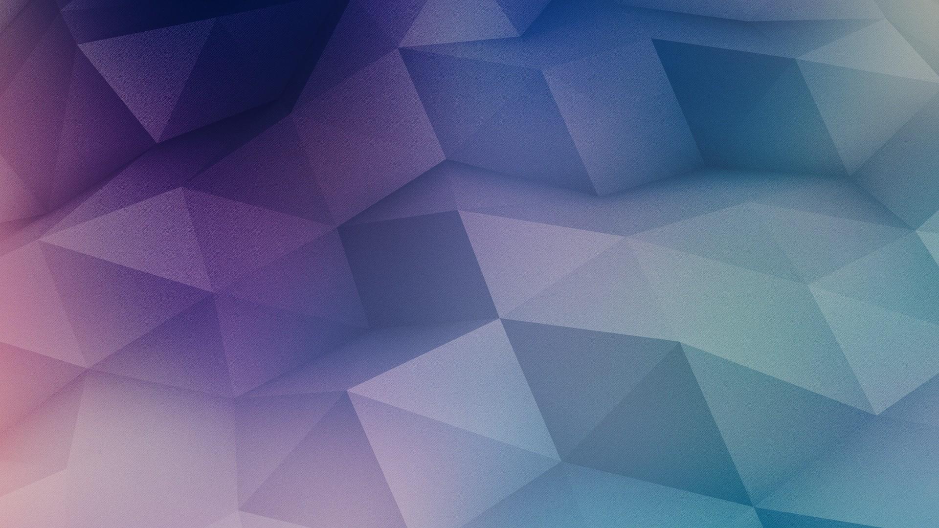 Geometric PC Wallpaper