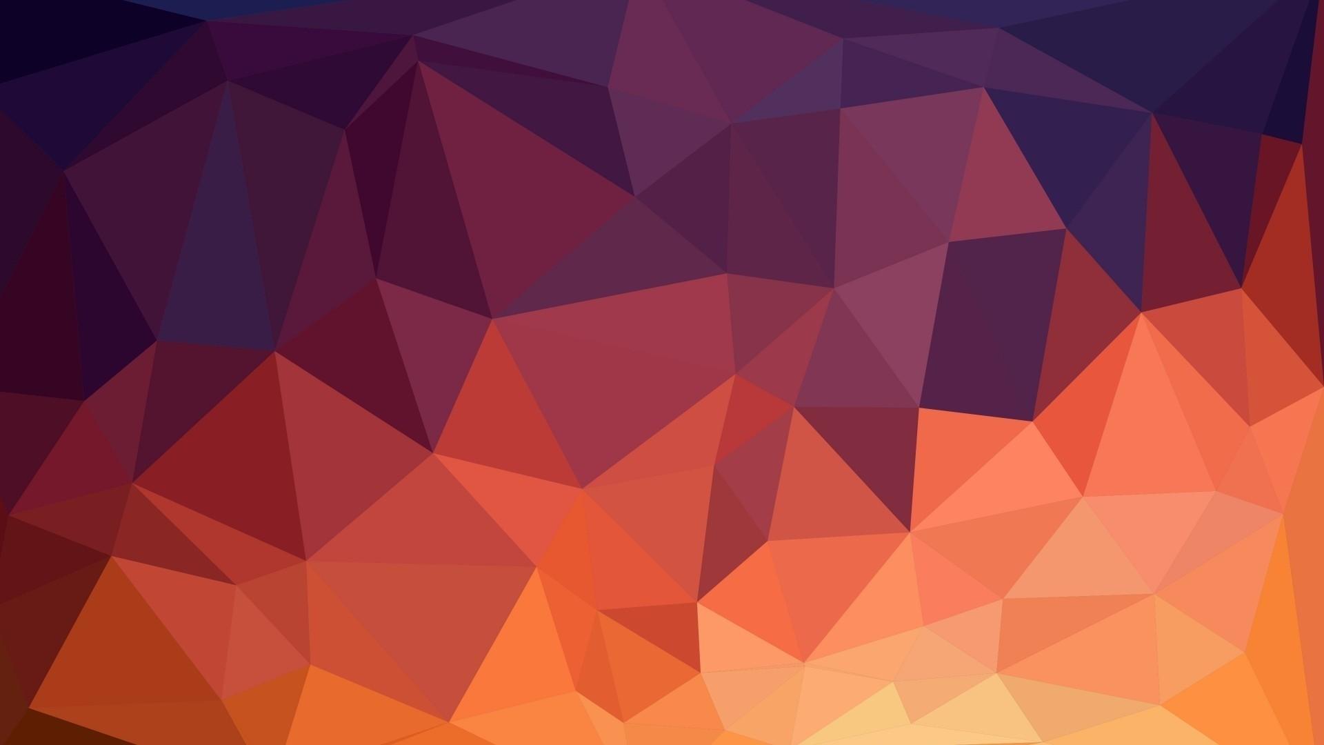 Geometric Desktop Wallpaper