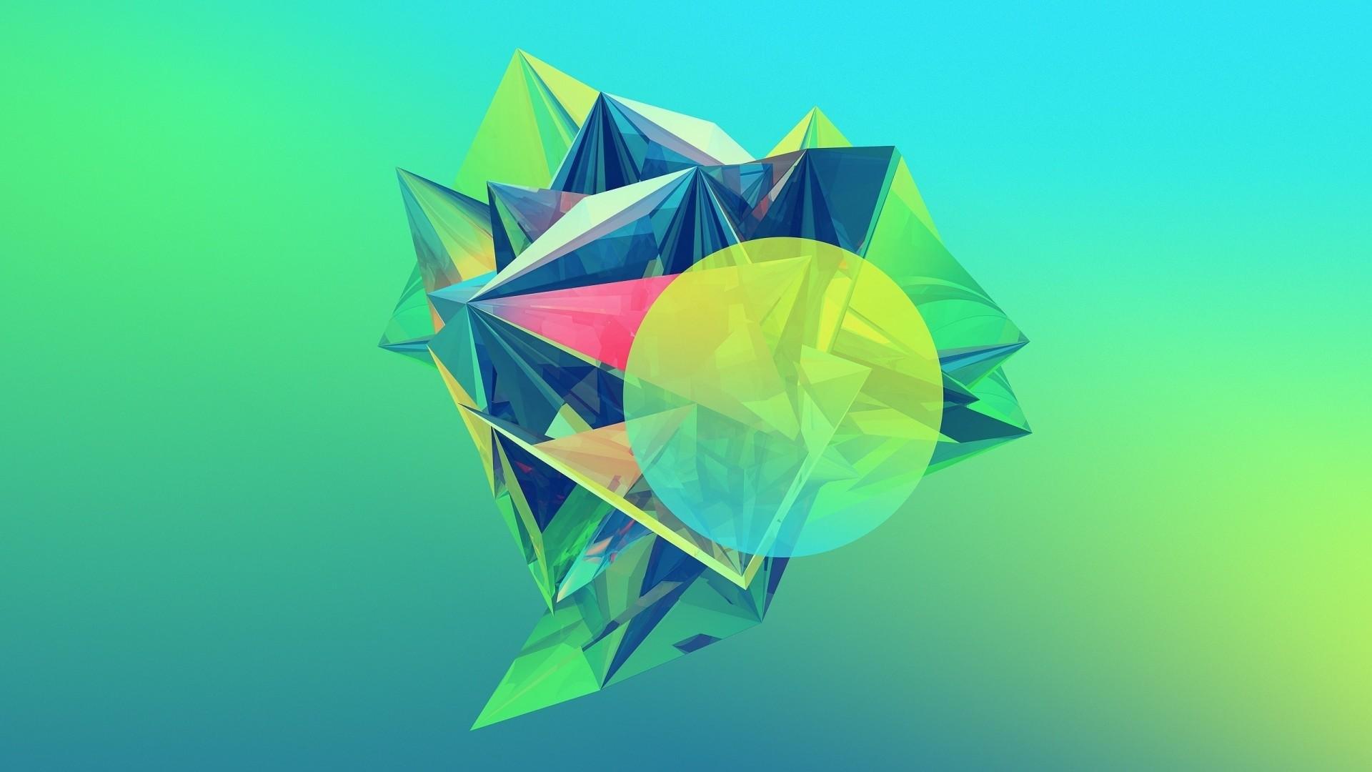 Geometric Wallpaper image hd