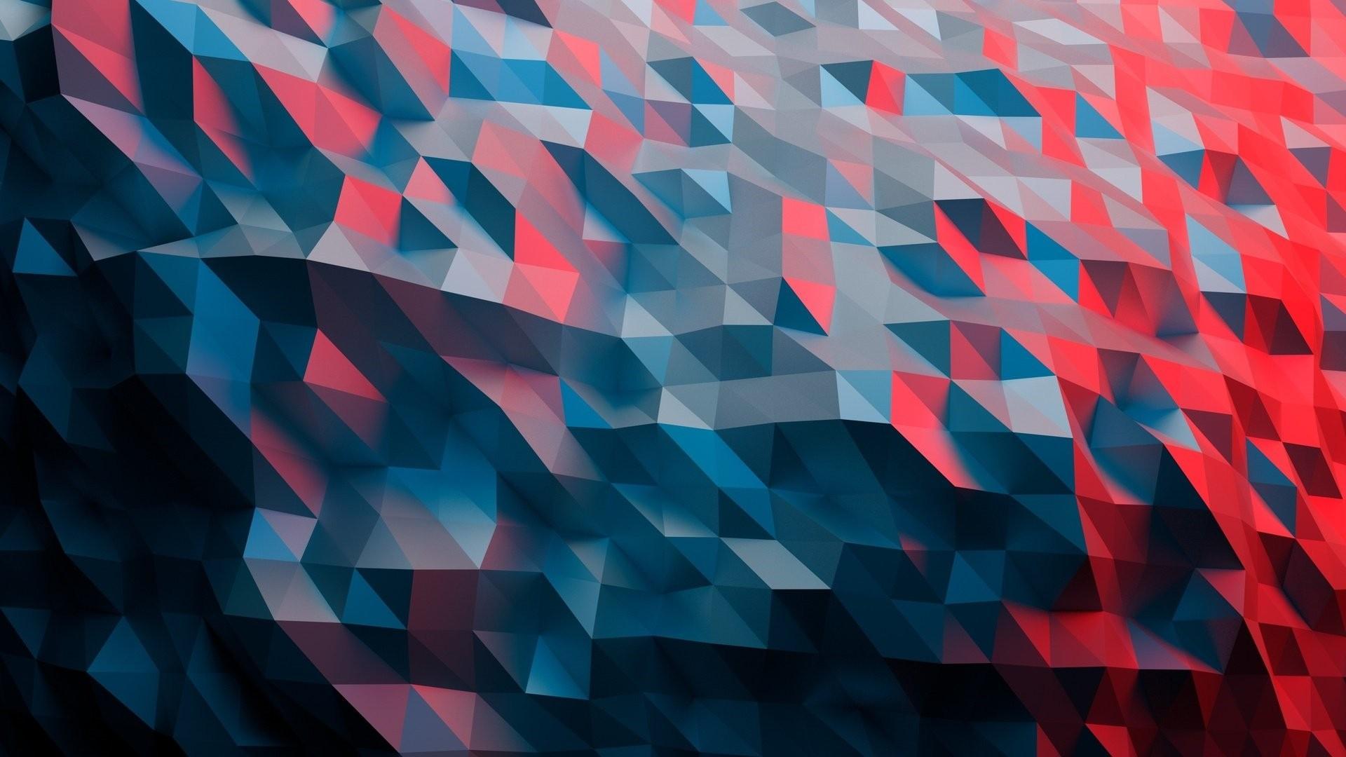 Geometric hd wallpaper download
