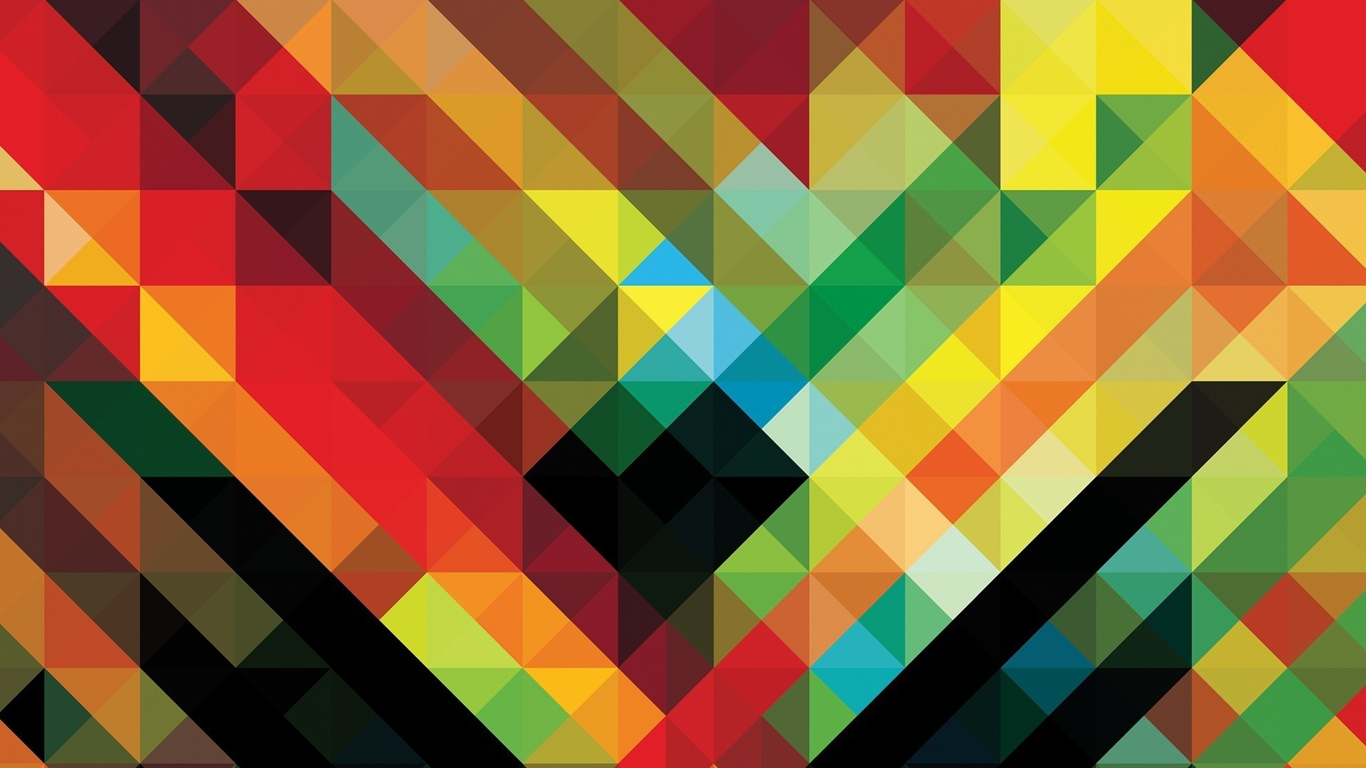 Geometric Free Wallpaper and Background