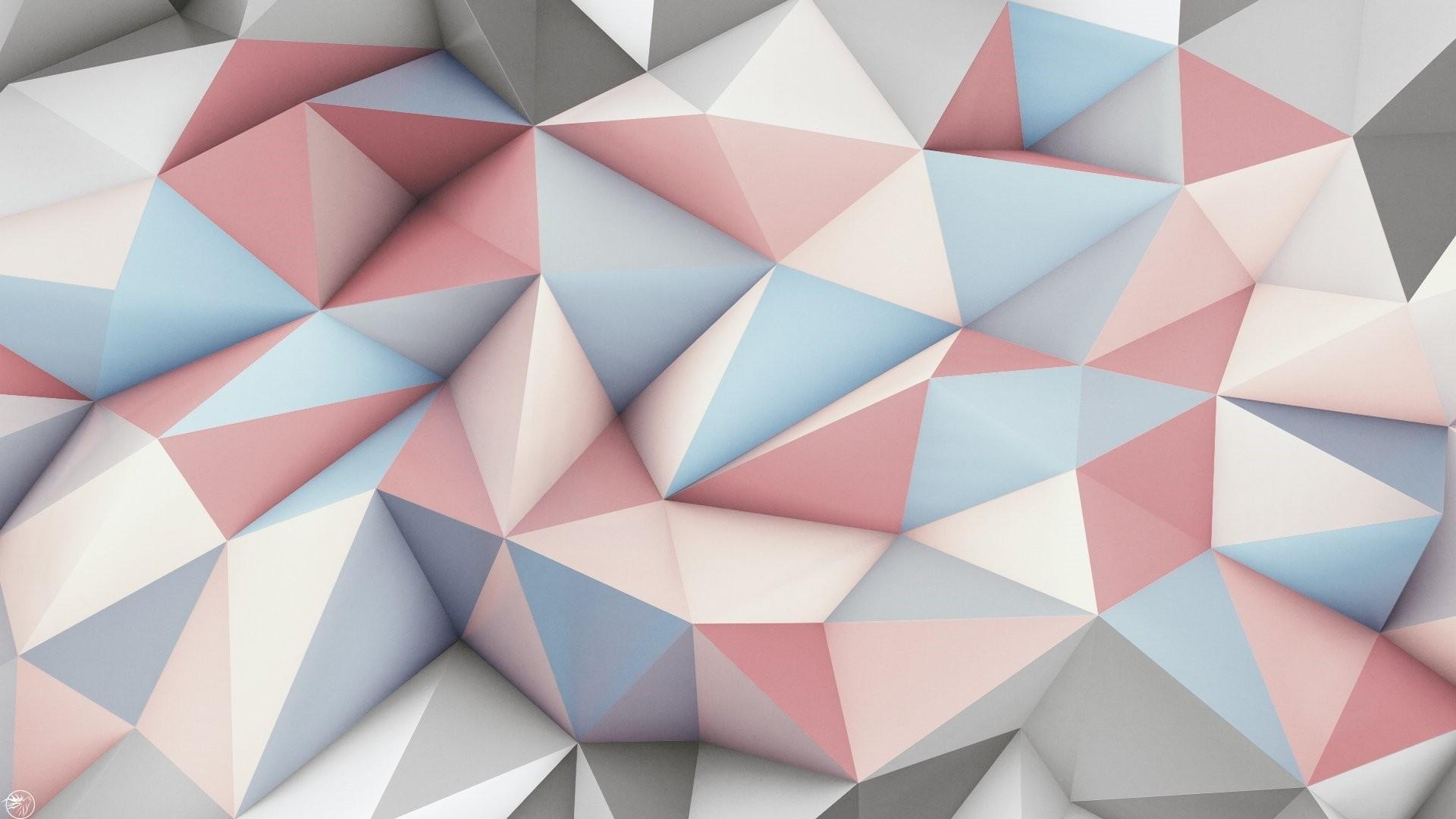 Geometric hd desktop wallpaper