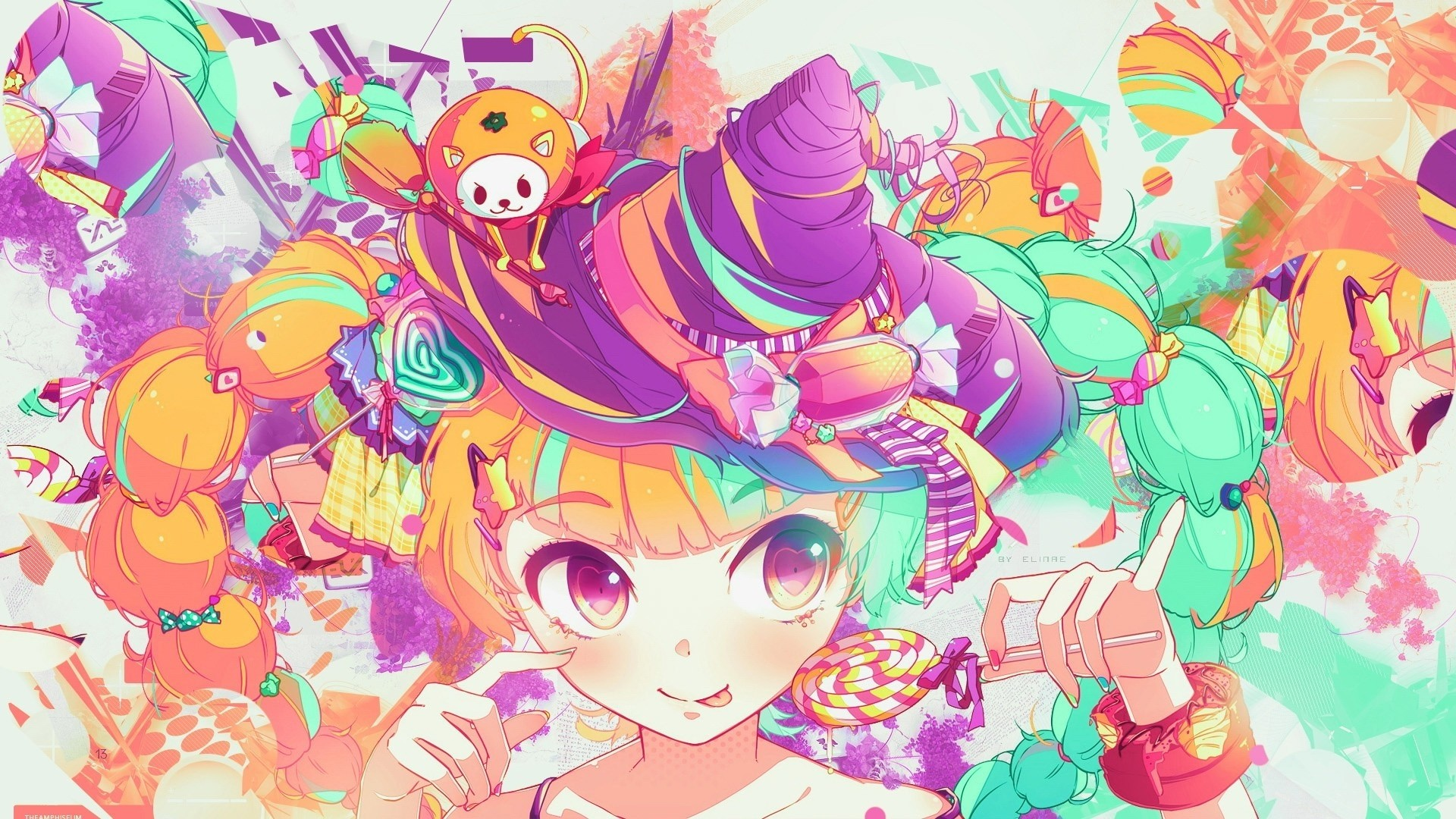 Kawaii PC Wallpaper HD