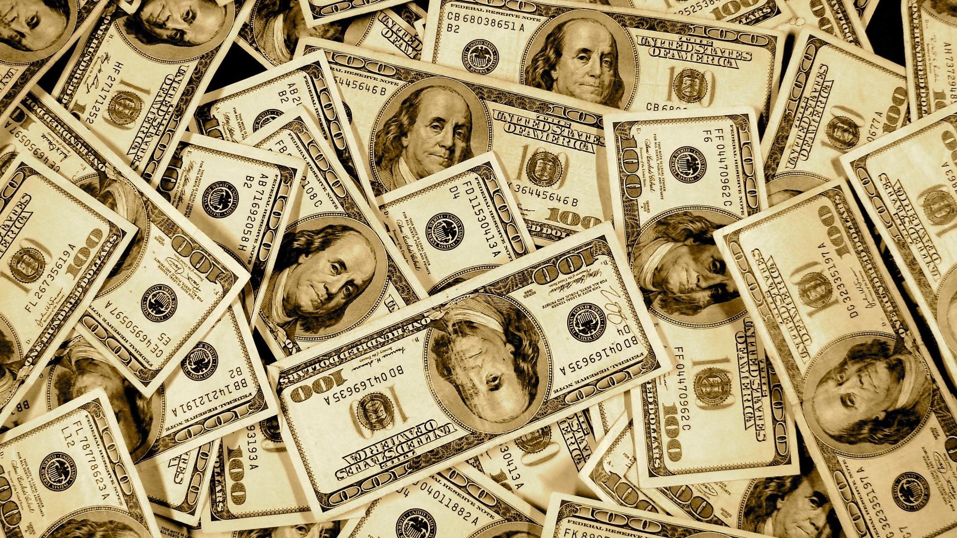 Money Wallpaper theme