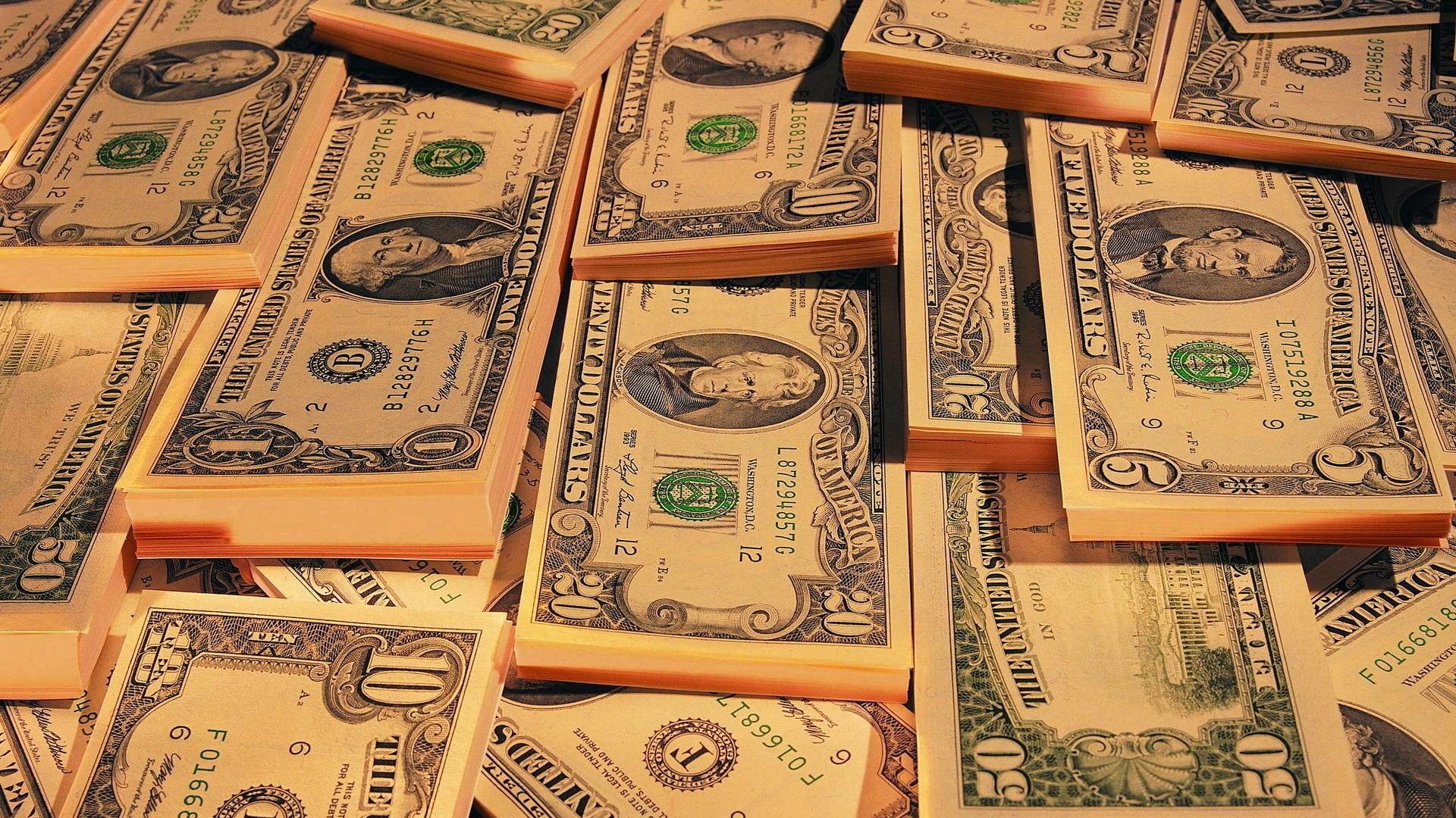 Money a wallpaper
