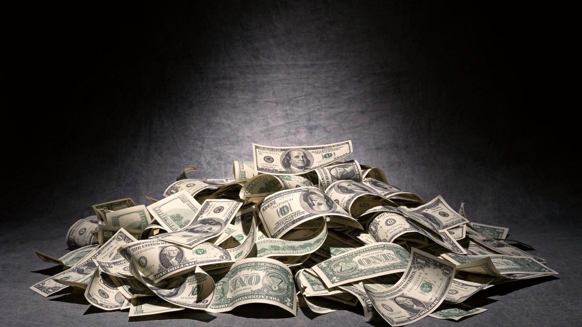Money PC Wallpaper HD