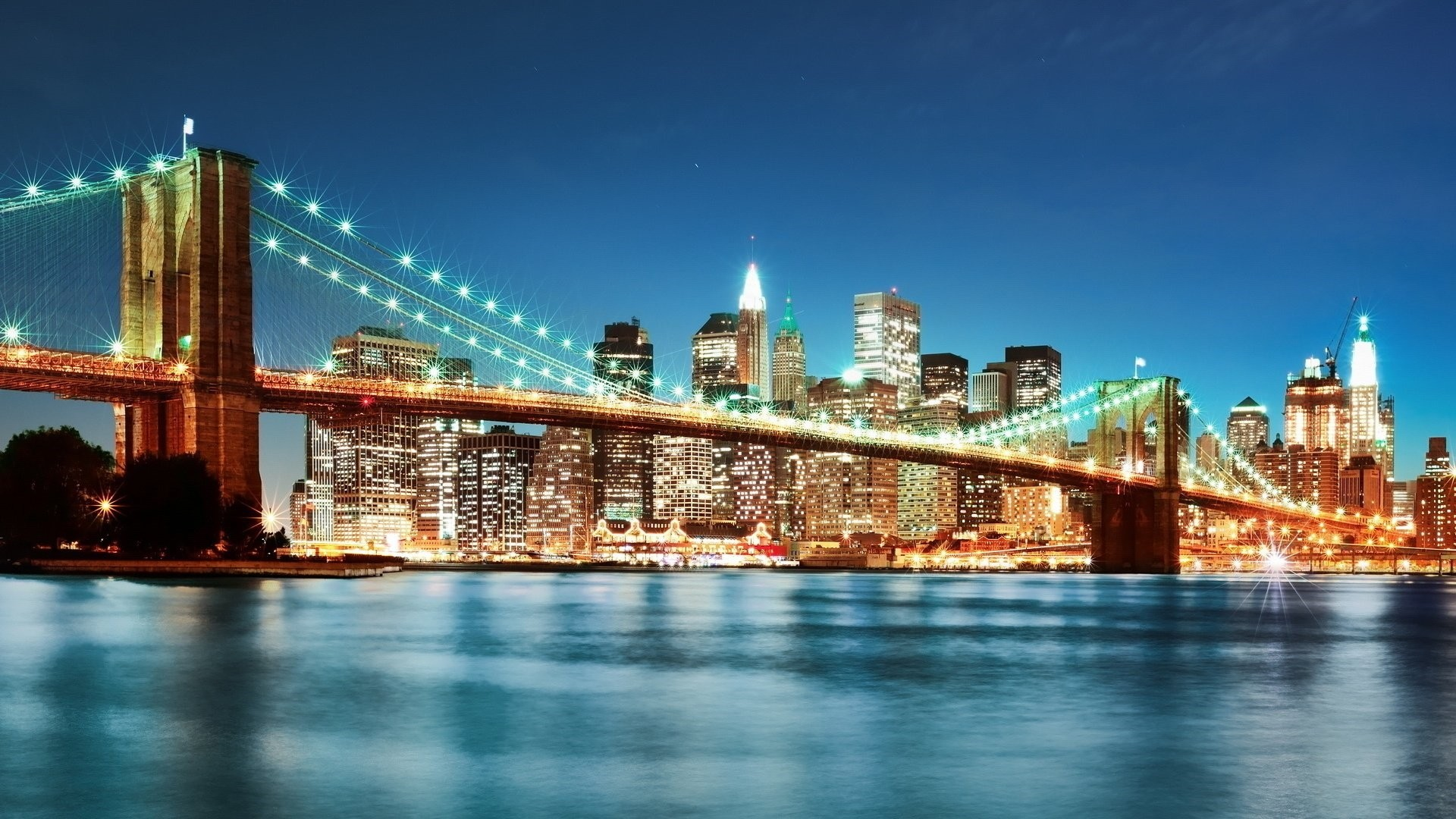 New York City Wallpaper and Background