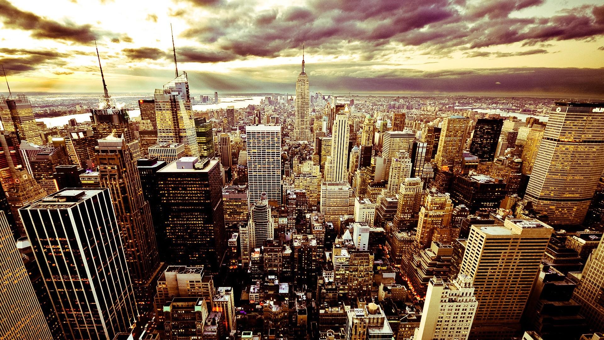 New York City PC Wallpaper HD