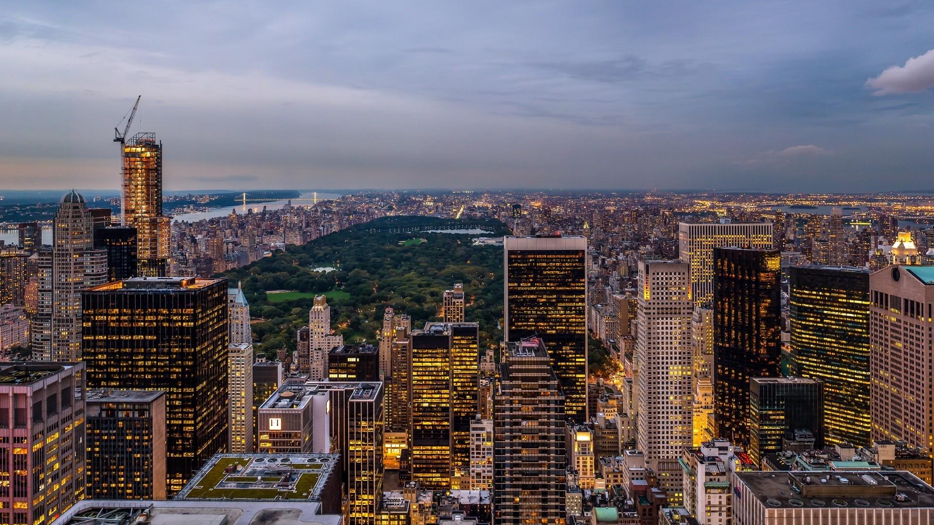 New York City Full HD Wallpaper