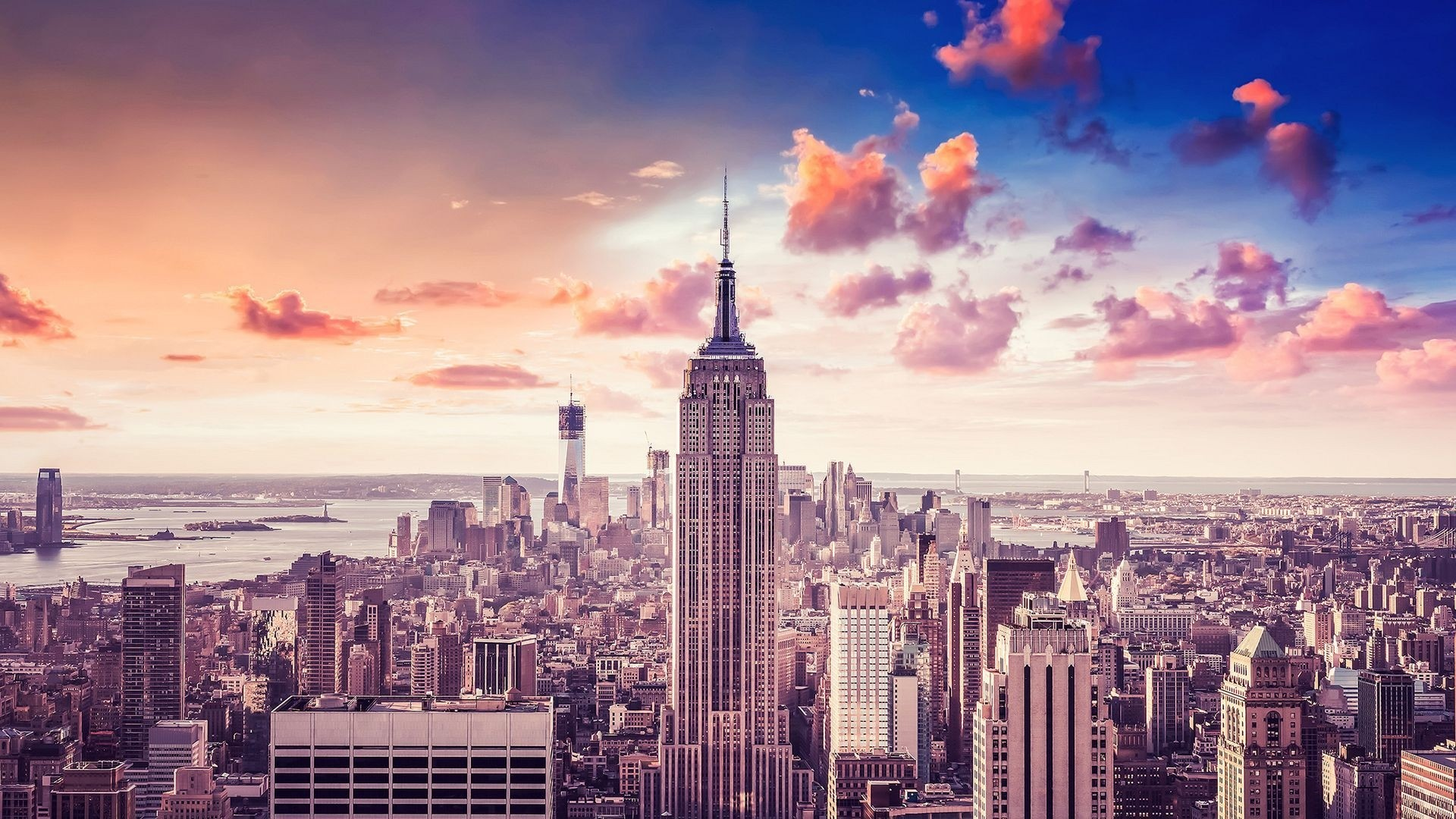 31 New York City Wallpapers Wallpaperboat