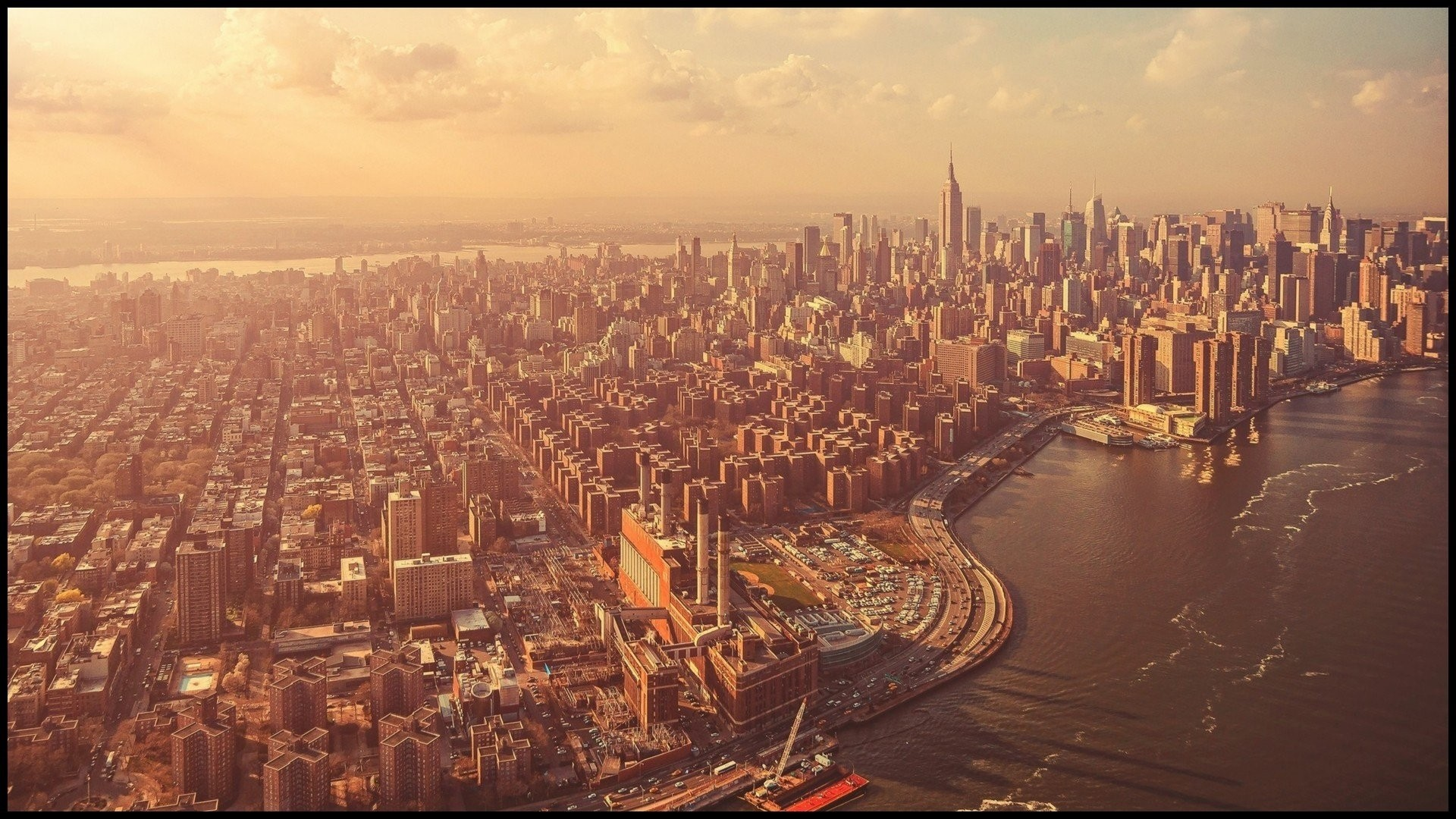 New York City Wallpaper theme
