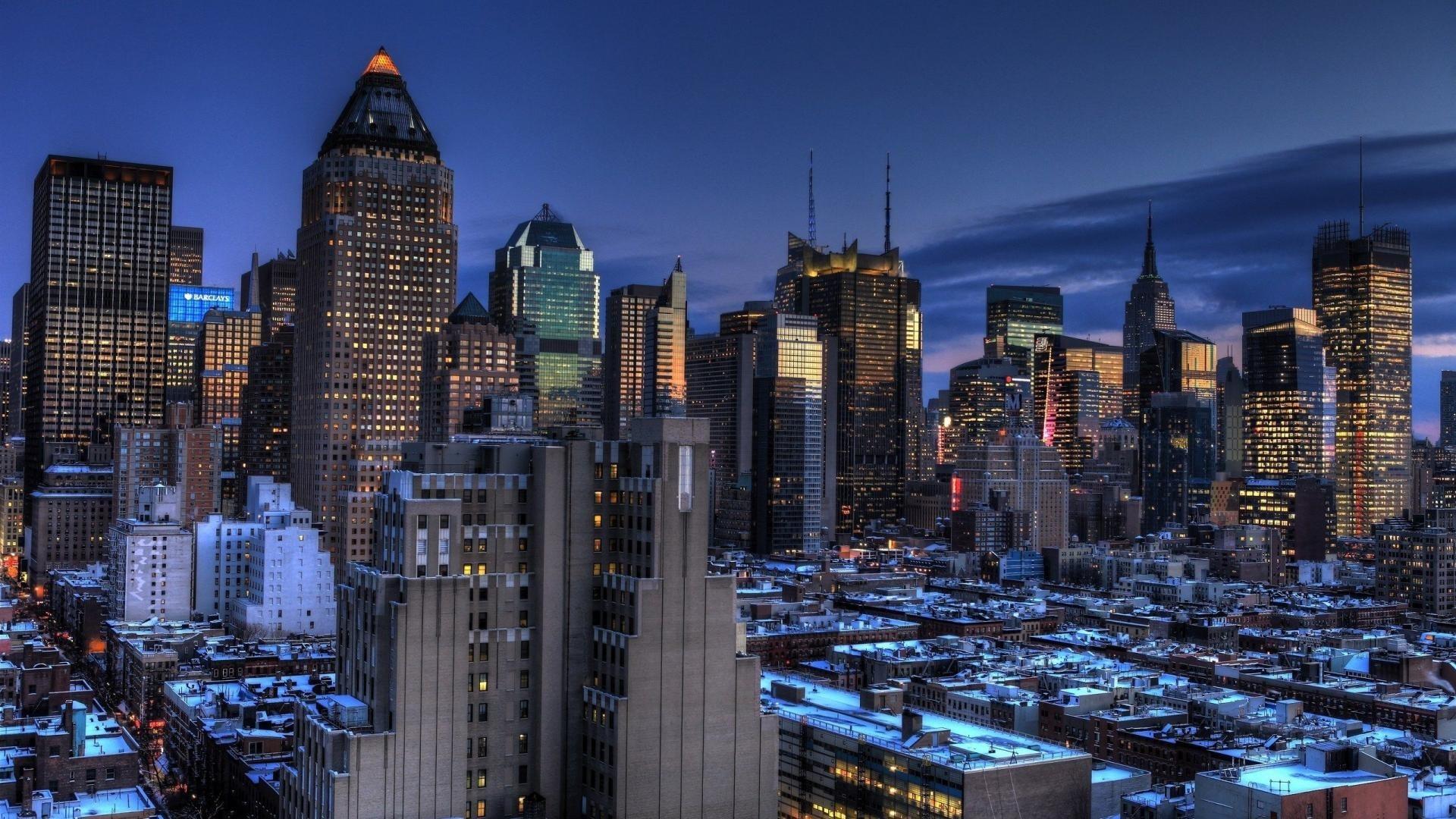 New York City PC Wallpaper