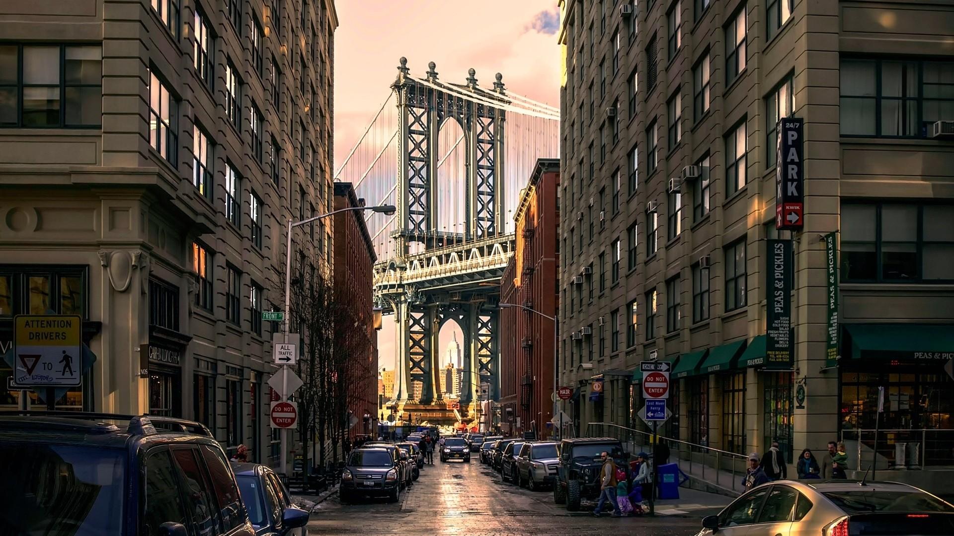 New York Street Image