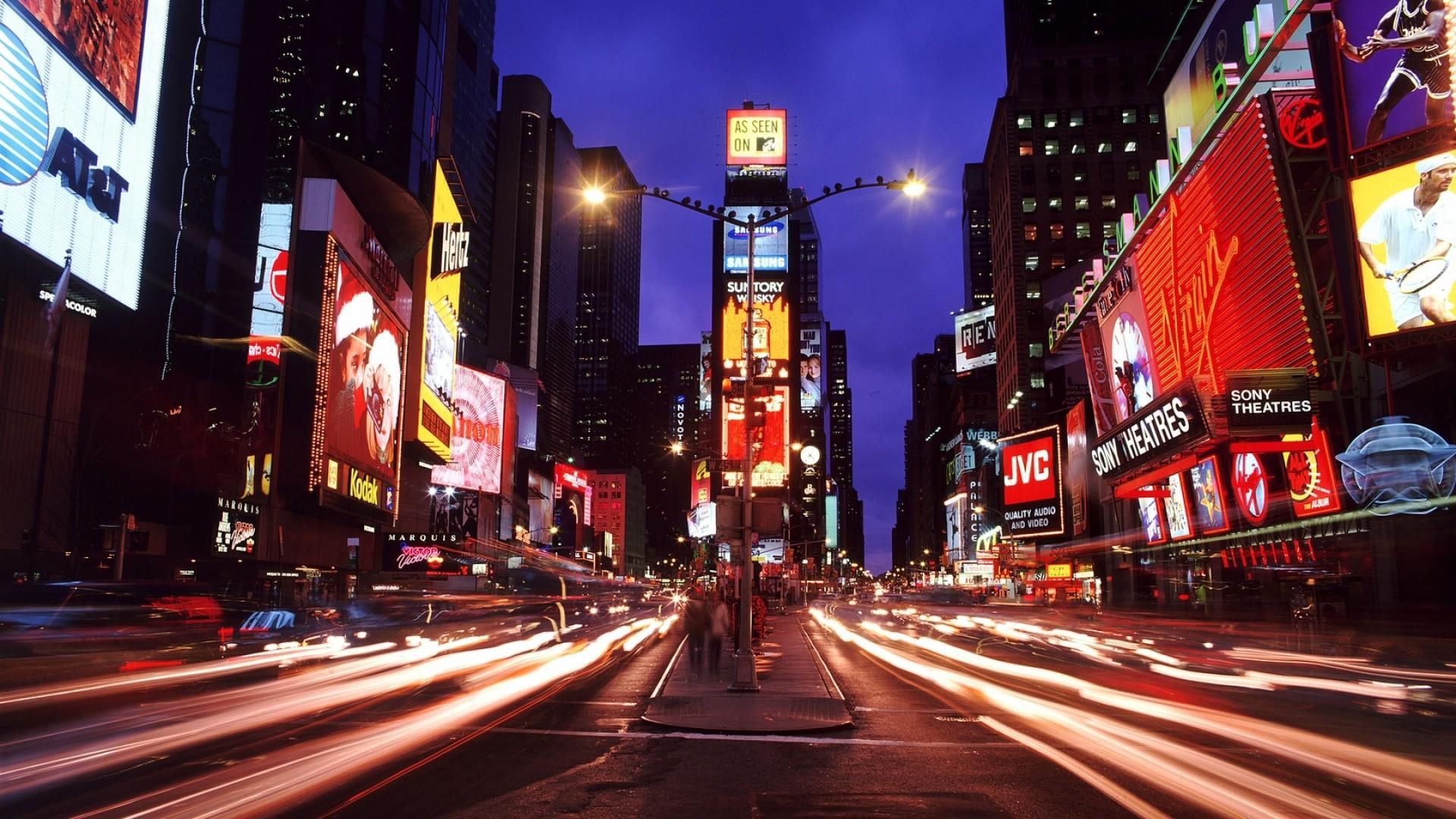 New York Street Wallpaper for pc