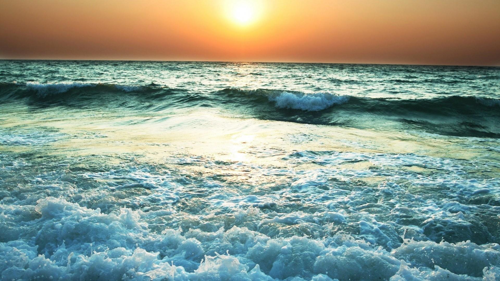 Ocean Nature Wallpaper theme