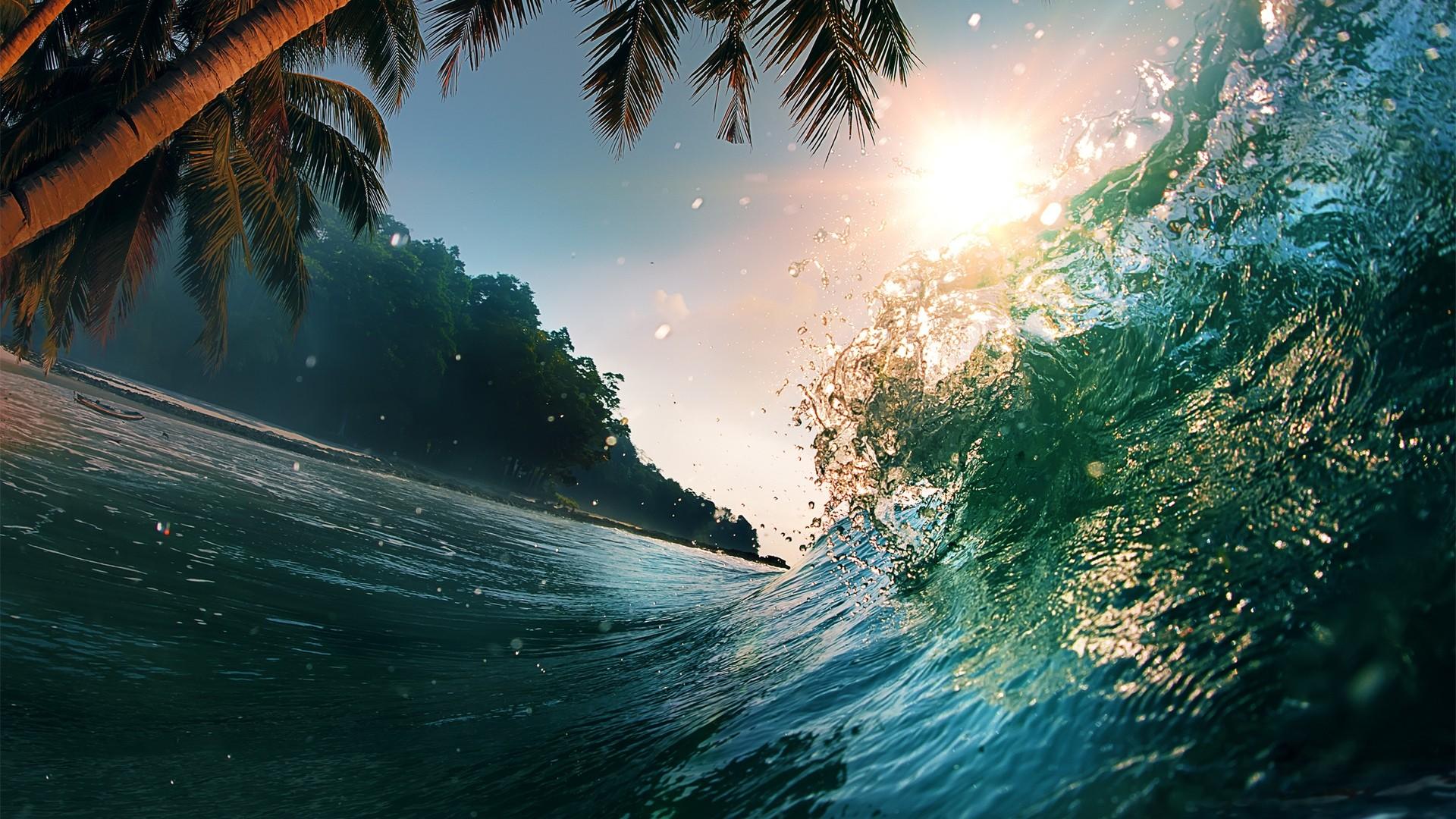 Ocean Nature PC Wallpaper