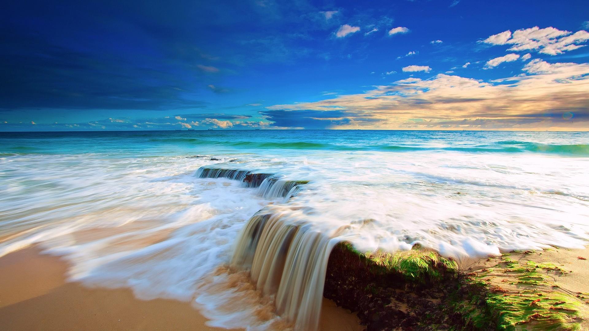 Ocean Nature HD Wallpaper
