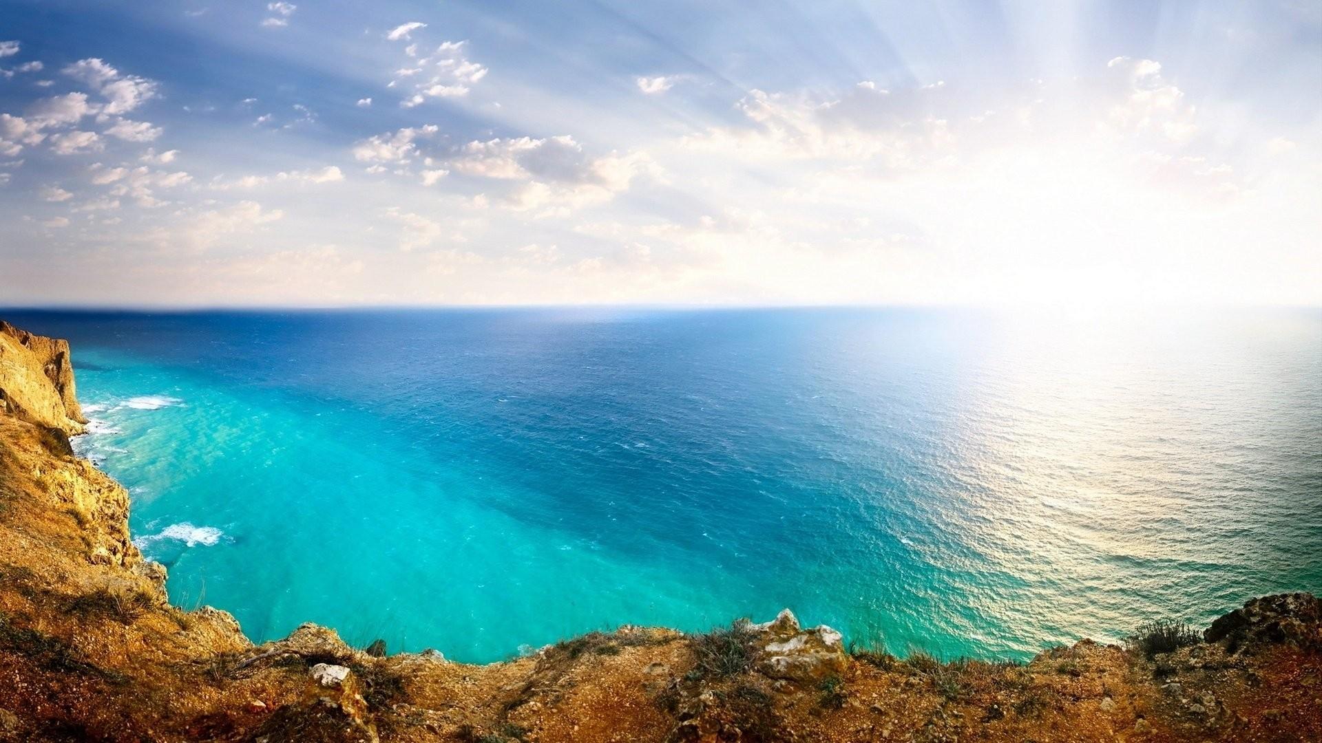Ocean Nature Free Wallpaper