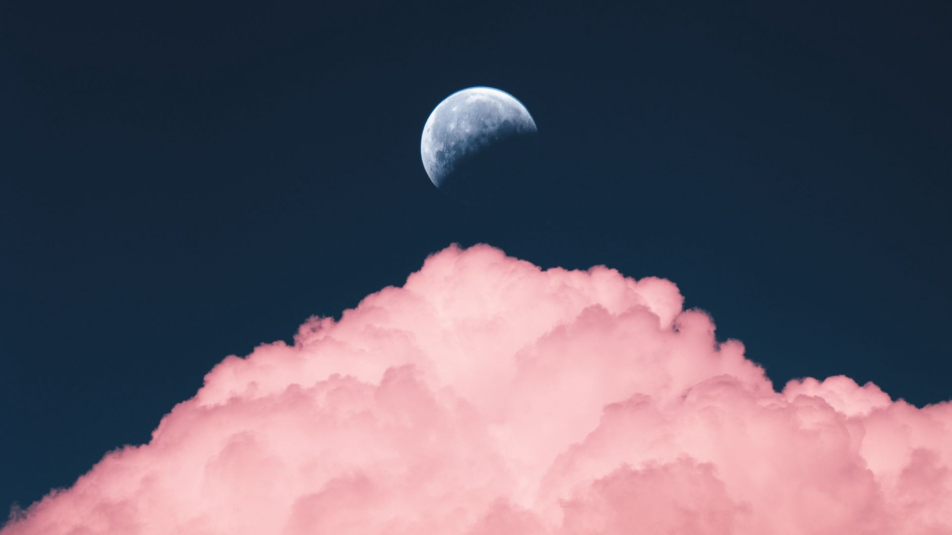 Pink Cloud Picture