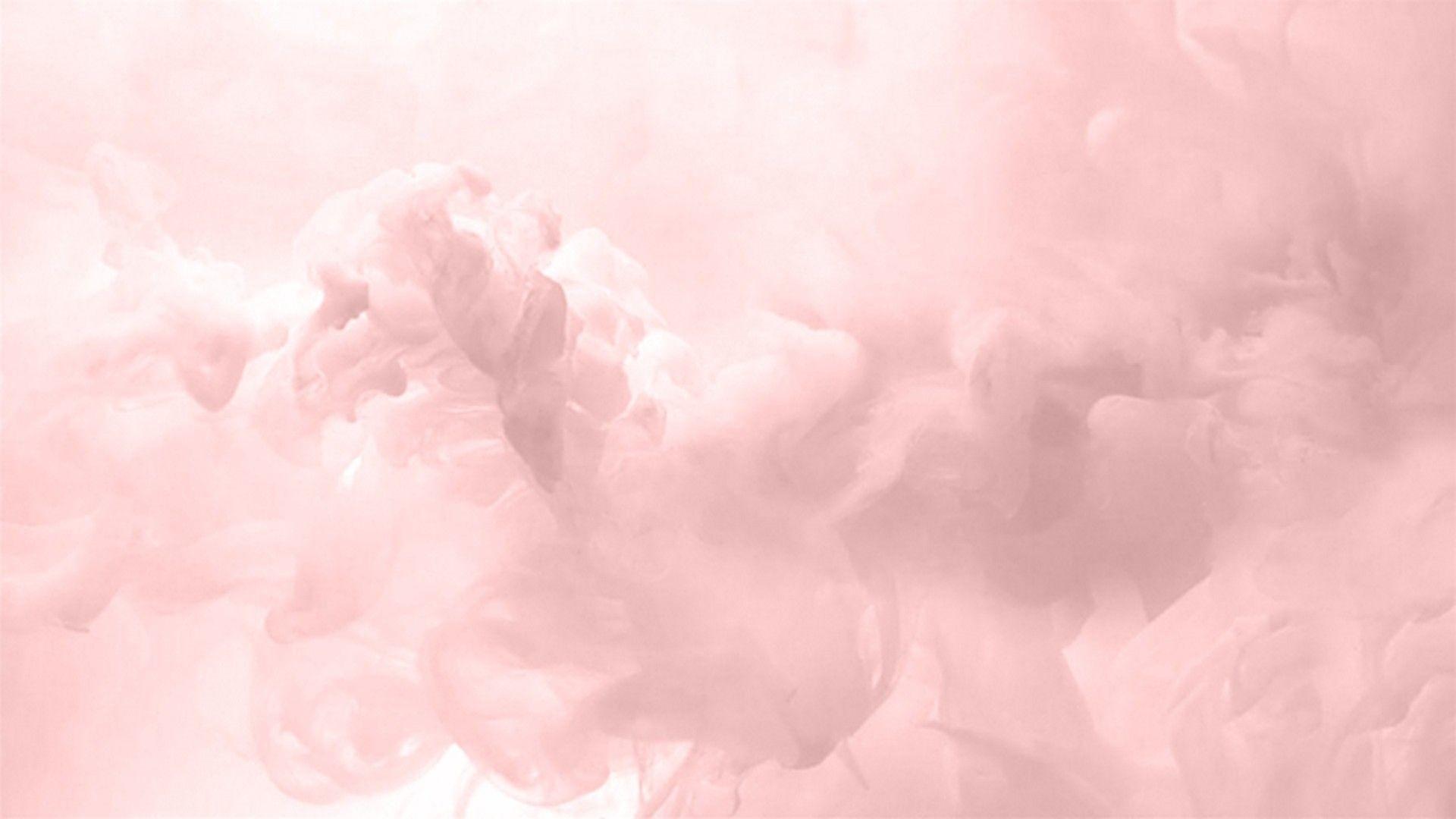 Pink Cloud hd desktop wallpaper