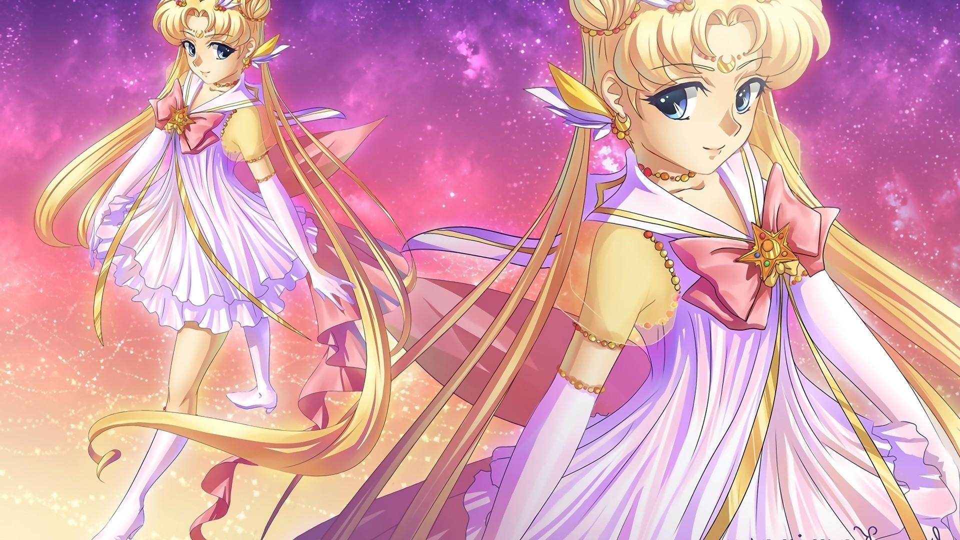 Sailor Moon Desktop wallpaper