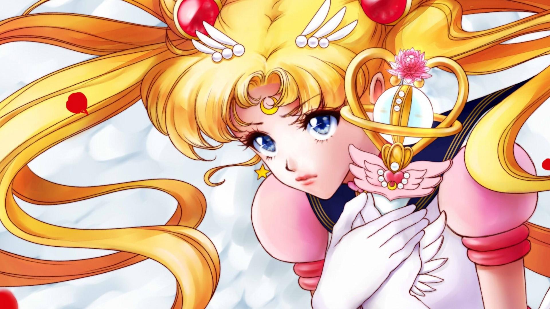 Sailor Moon Free Wallpaper