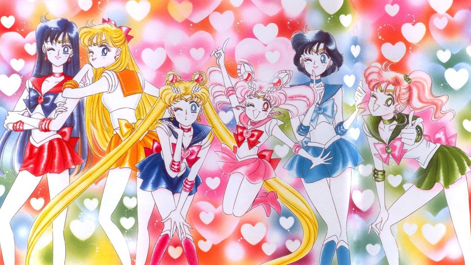 Sailor Moon Free Wallpaper and Background