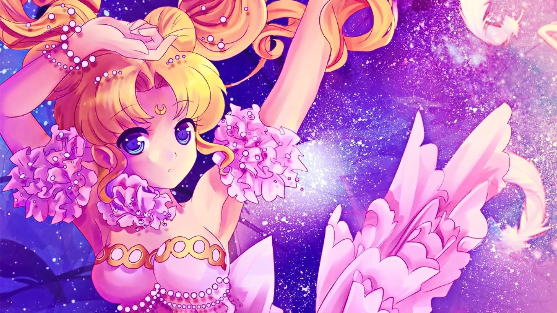 Sailor Moon Wallpaper theme