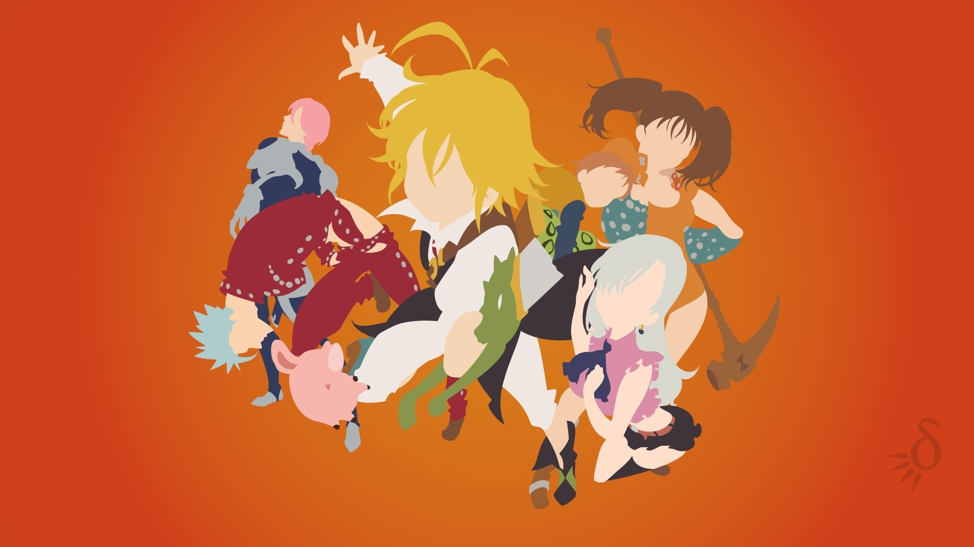 Seven Deadly Sins Picture