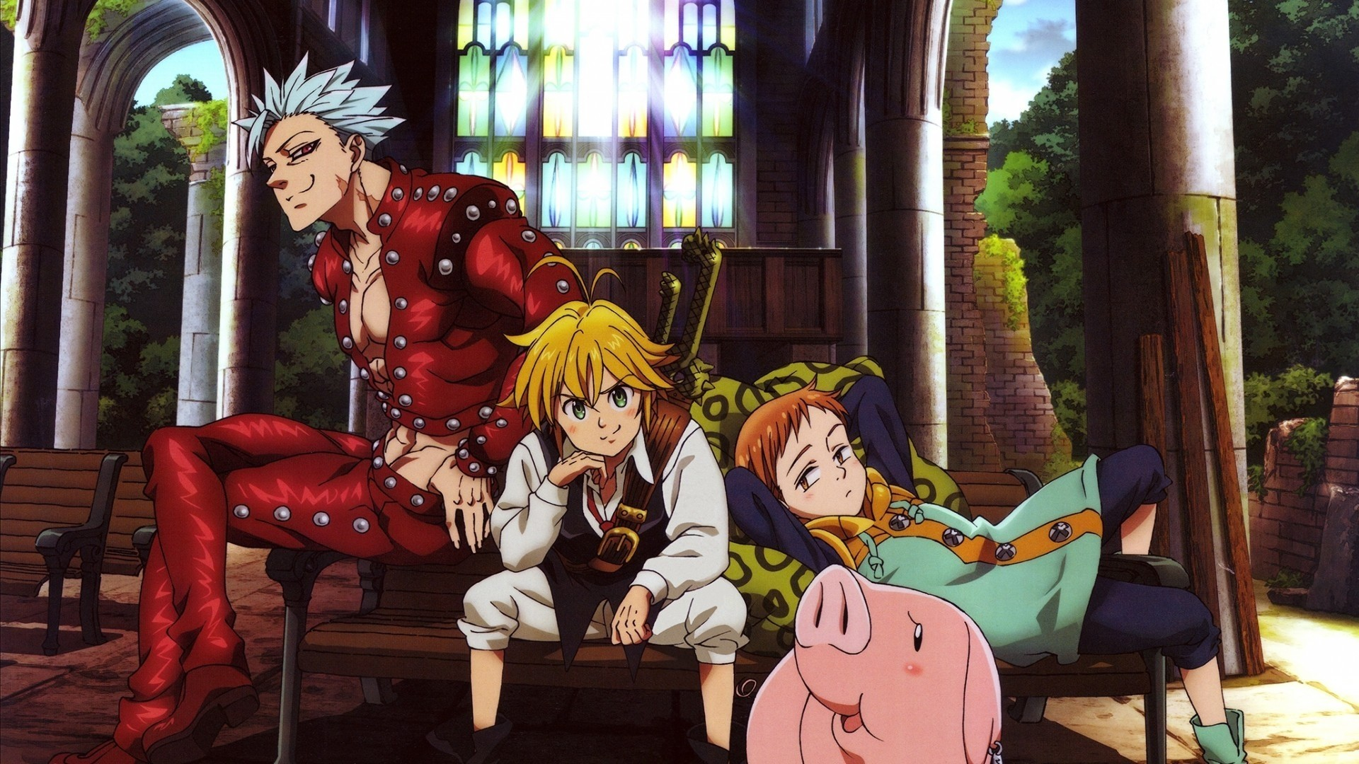 Seven Deadly Sins hd wallpaper download