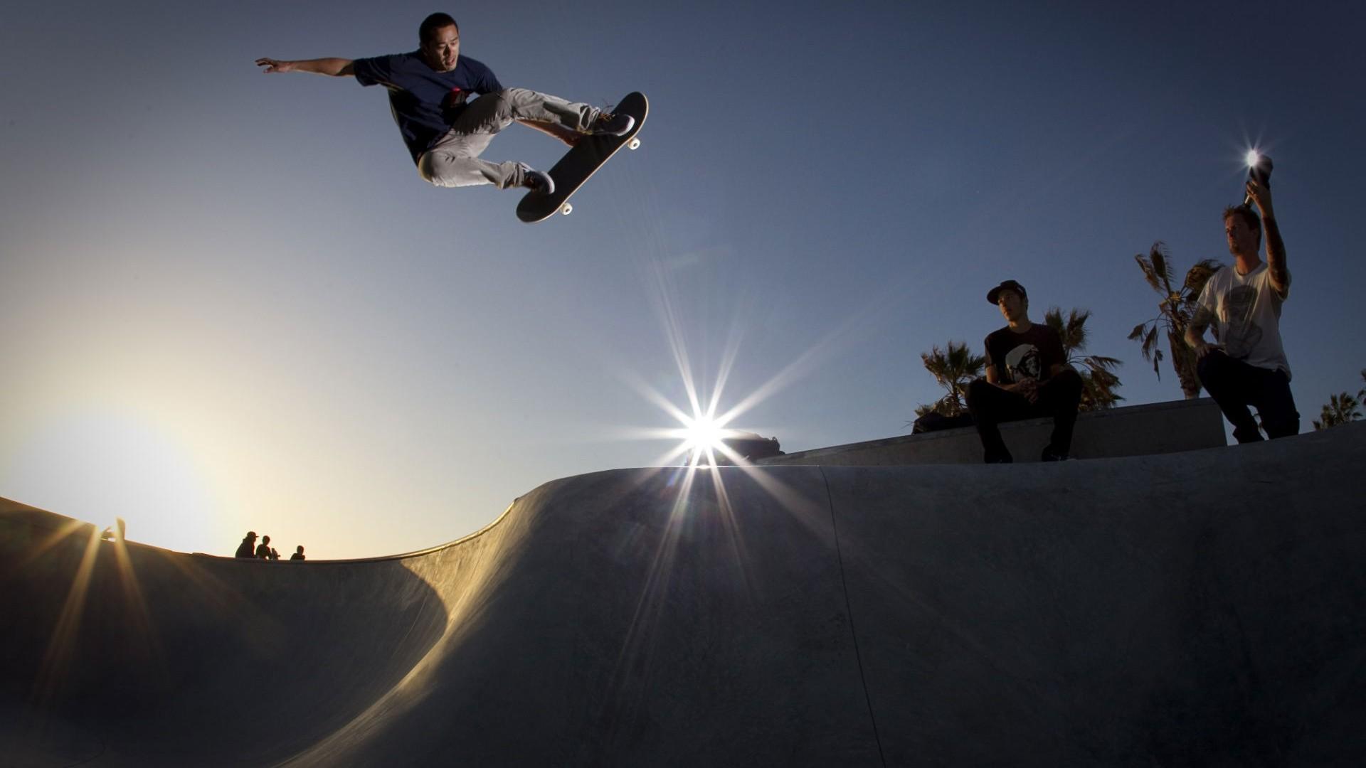 Skateboard HD Wallpaper