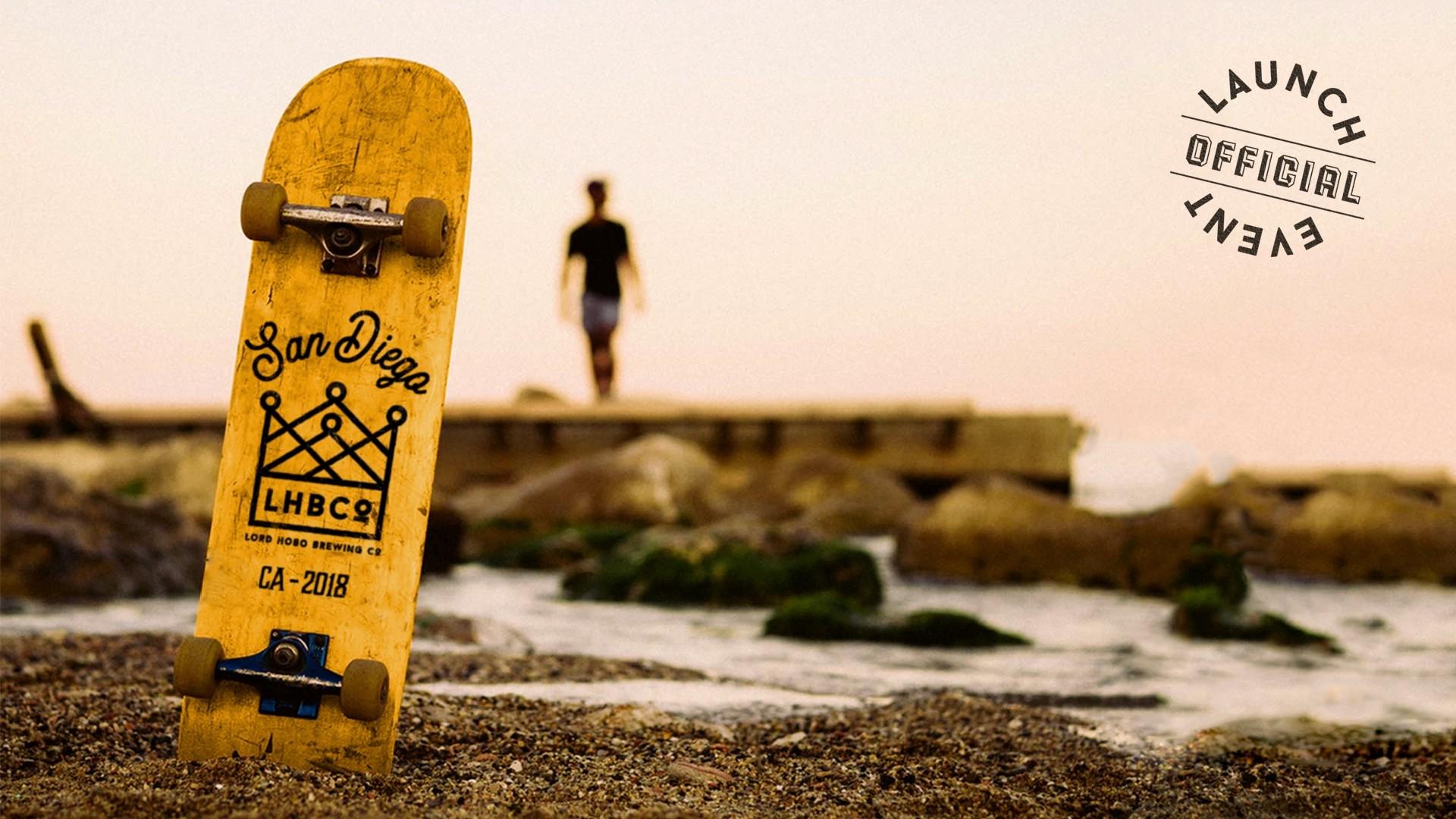 Skateboard Desktop Wallpaper