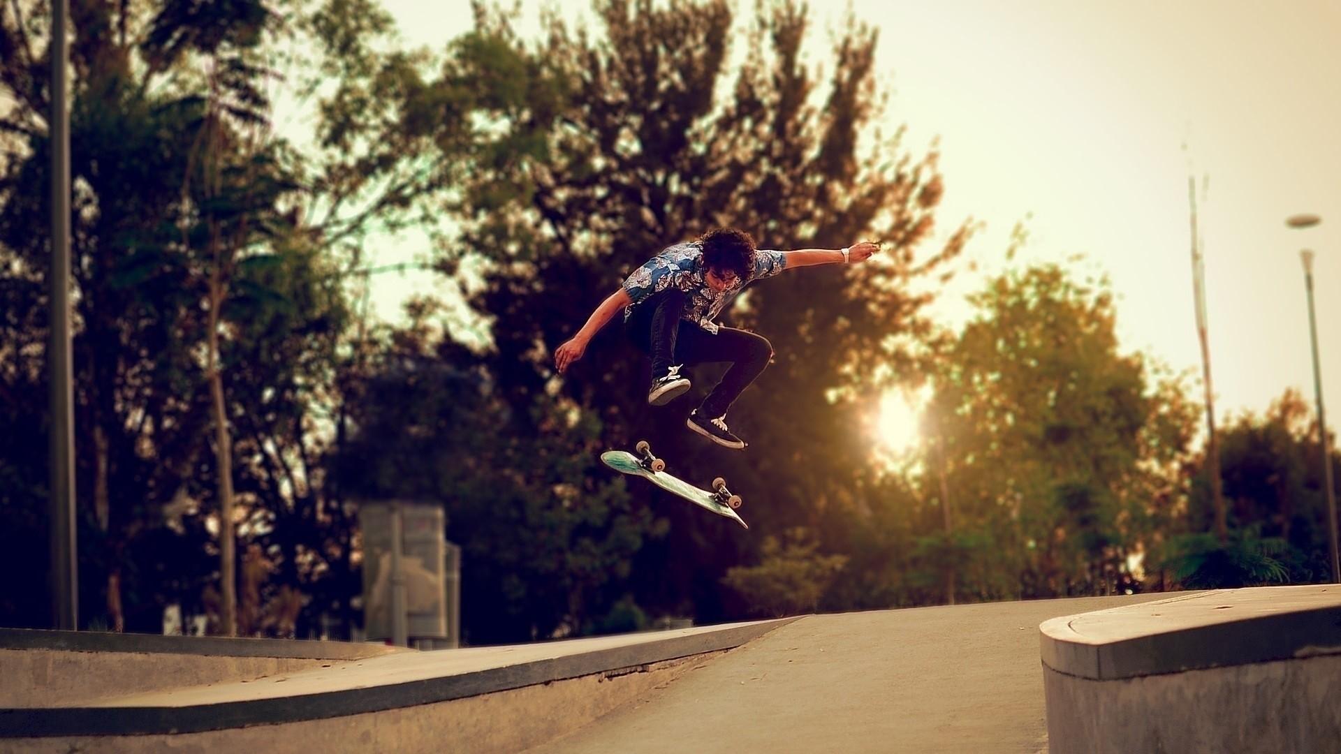 Skateboard PC Wallpaper HD